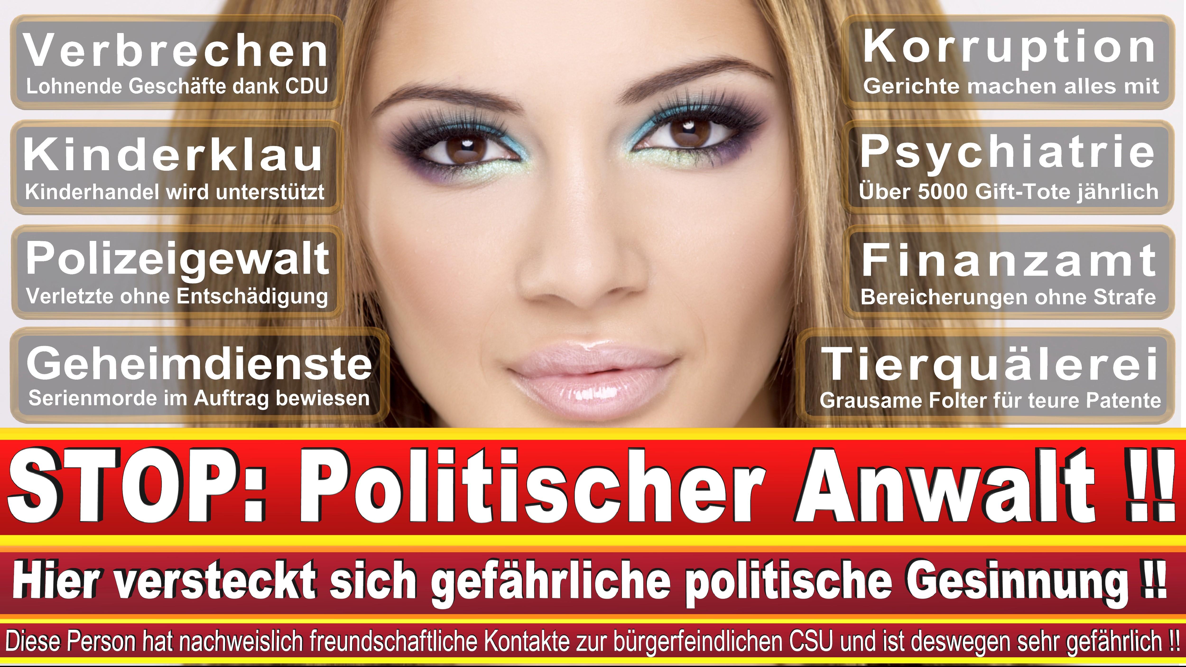 Rechtsanwältin Christina Stangl München Medienreferentin CSU Landesleitung