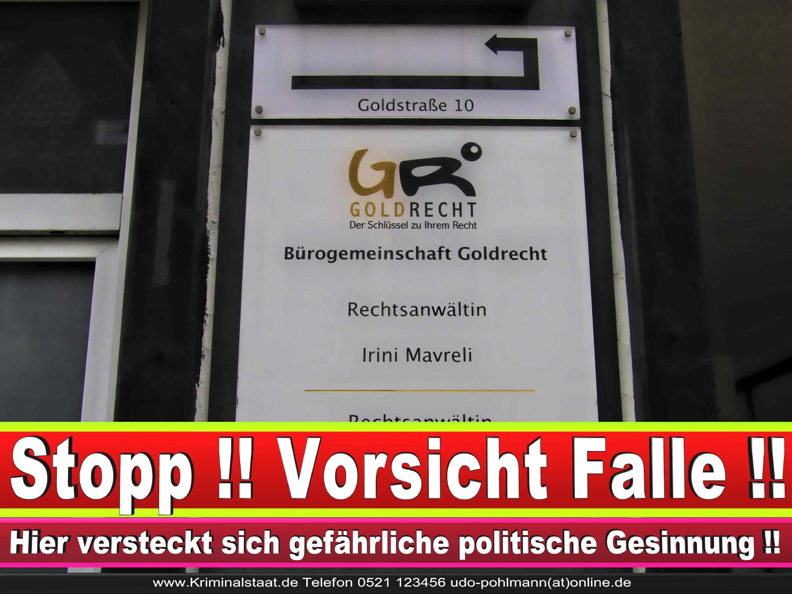 Rechtsanwältin Martina Füchtenhans Bielefeld CDU Bielefeld Goldrecht 3