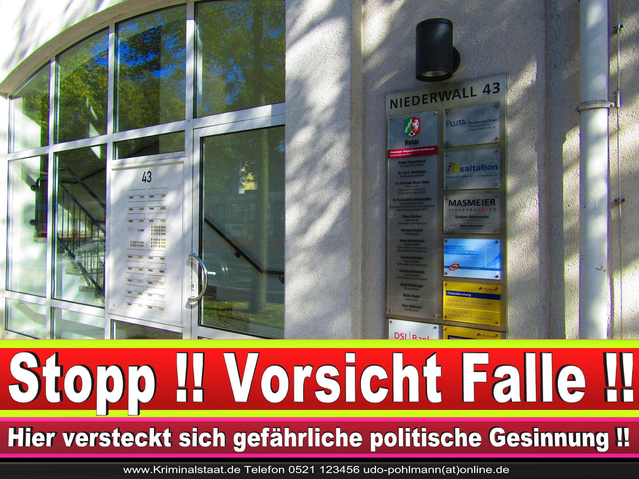 Rechtsanwältin Ricarda Osthus Niederwall 43 Bielefeld CDU 1
