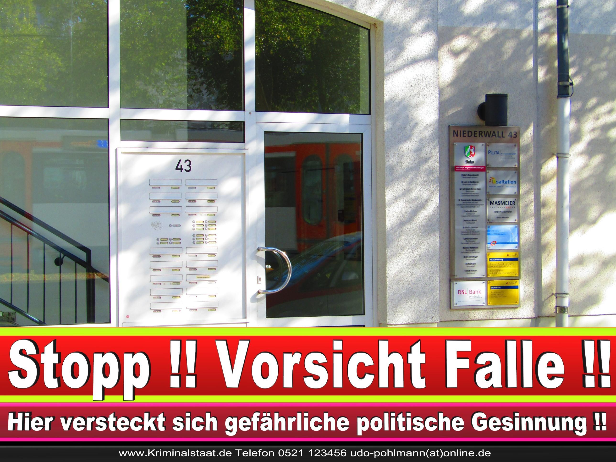 Rechtsanwältin Ricarda Osthus Niederwall 43 Bielefeld CDU 7