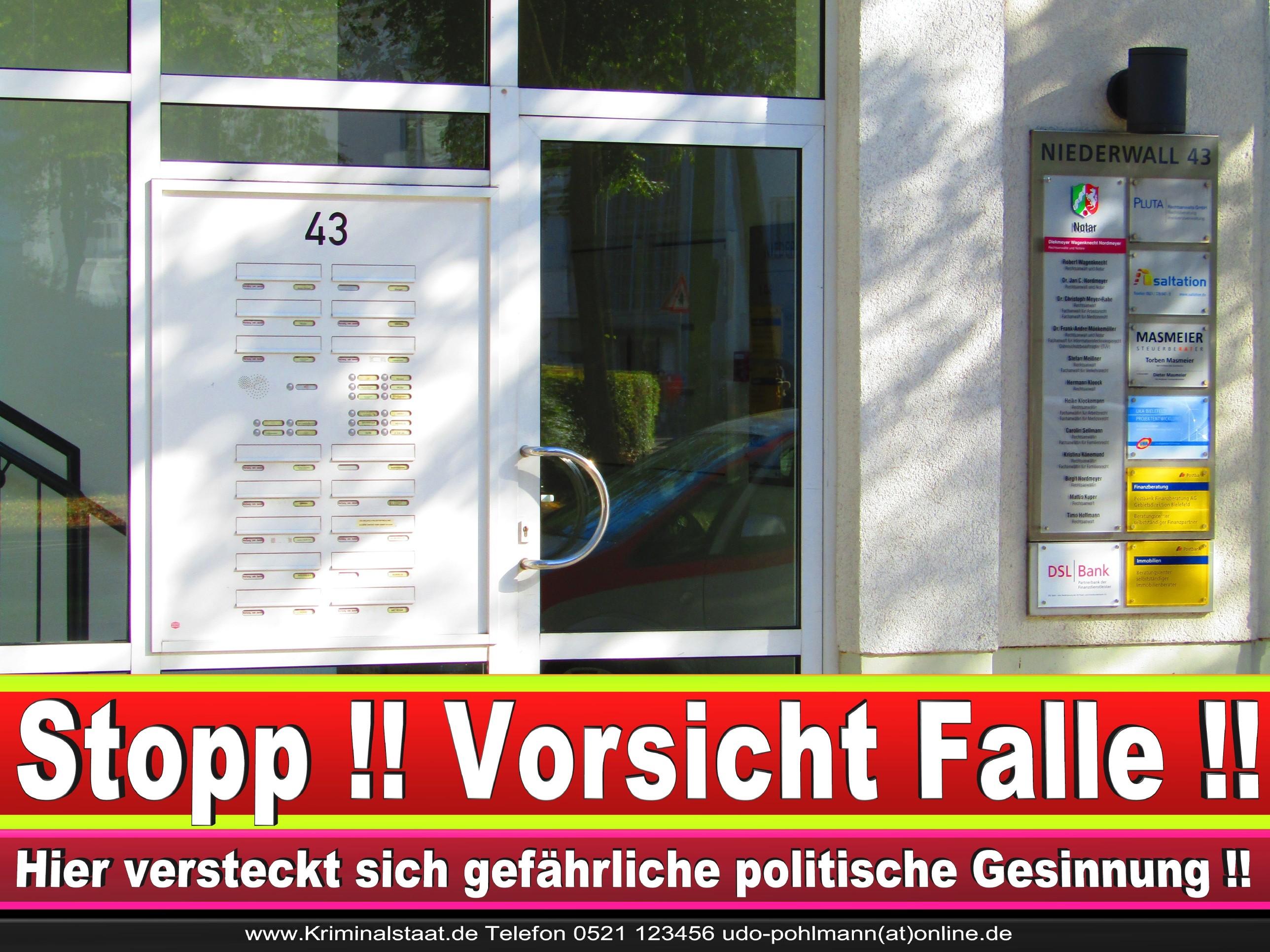Rechtsanwältin Ricarda Osthus Niederwall 43 Bielefeld CDU 8