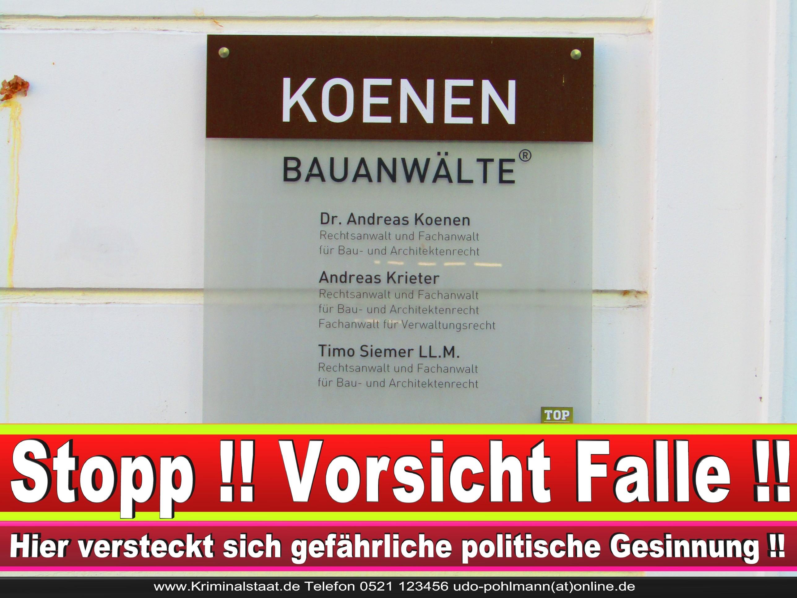 Rechtsanwalt Andreas Krieter CDU Bielefeld NRW OWL 3