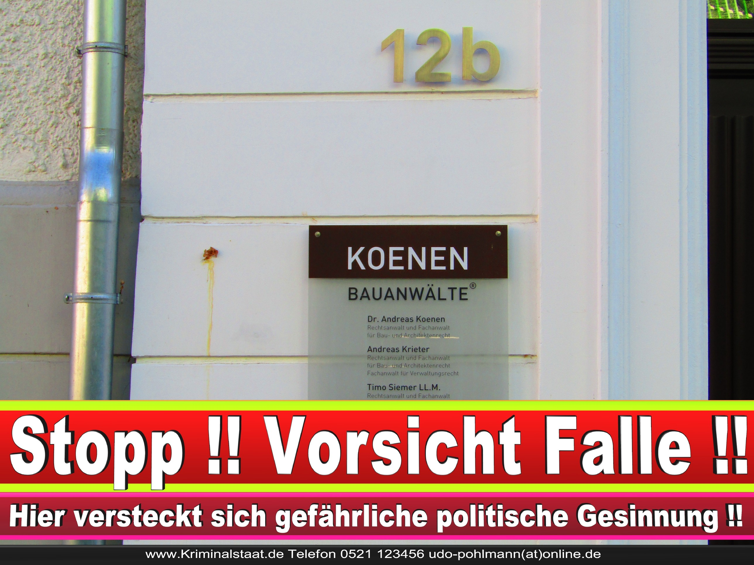 Rechtsanwalt Andreas Krieter CDU Bielefeld NRW OWL 4