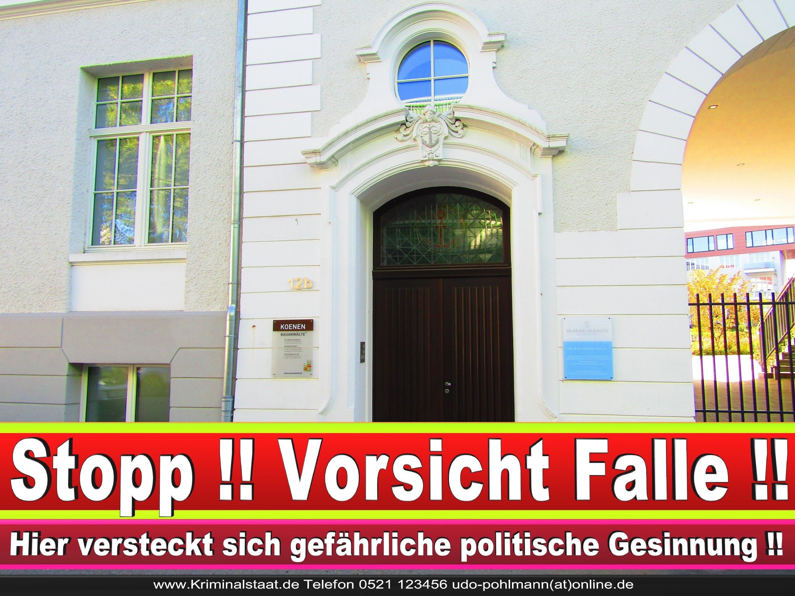 Rechtsanwalt Andreas Krieter CDU Bielefeld NRW OWL 9