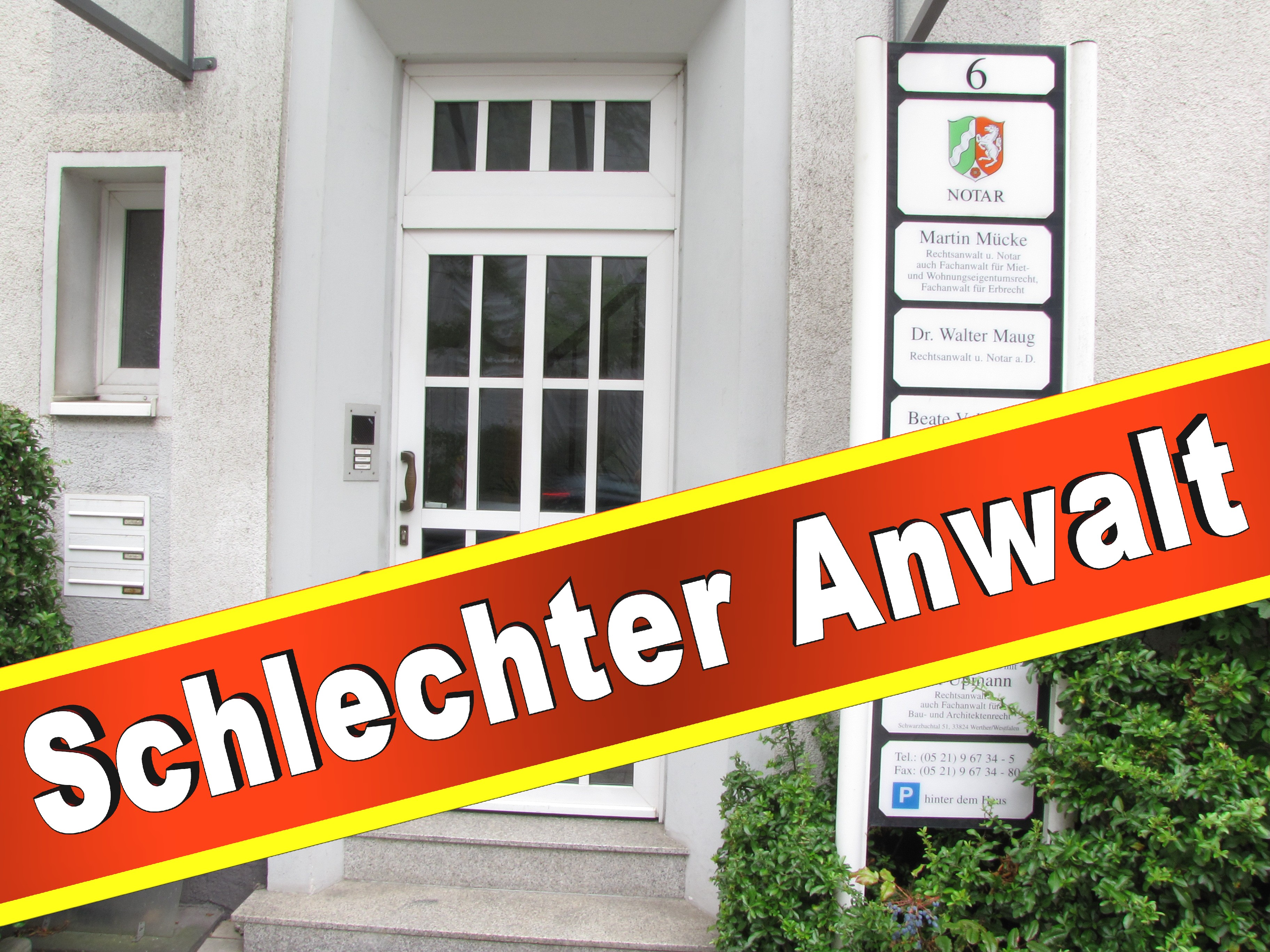 Rechtsanwalt Bielefeld NRW