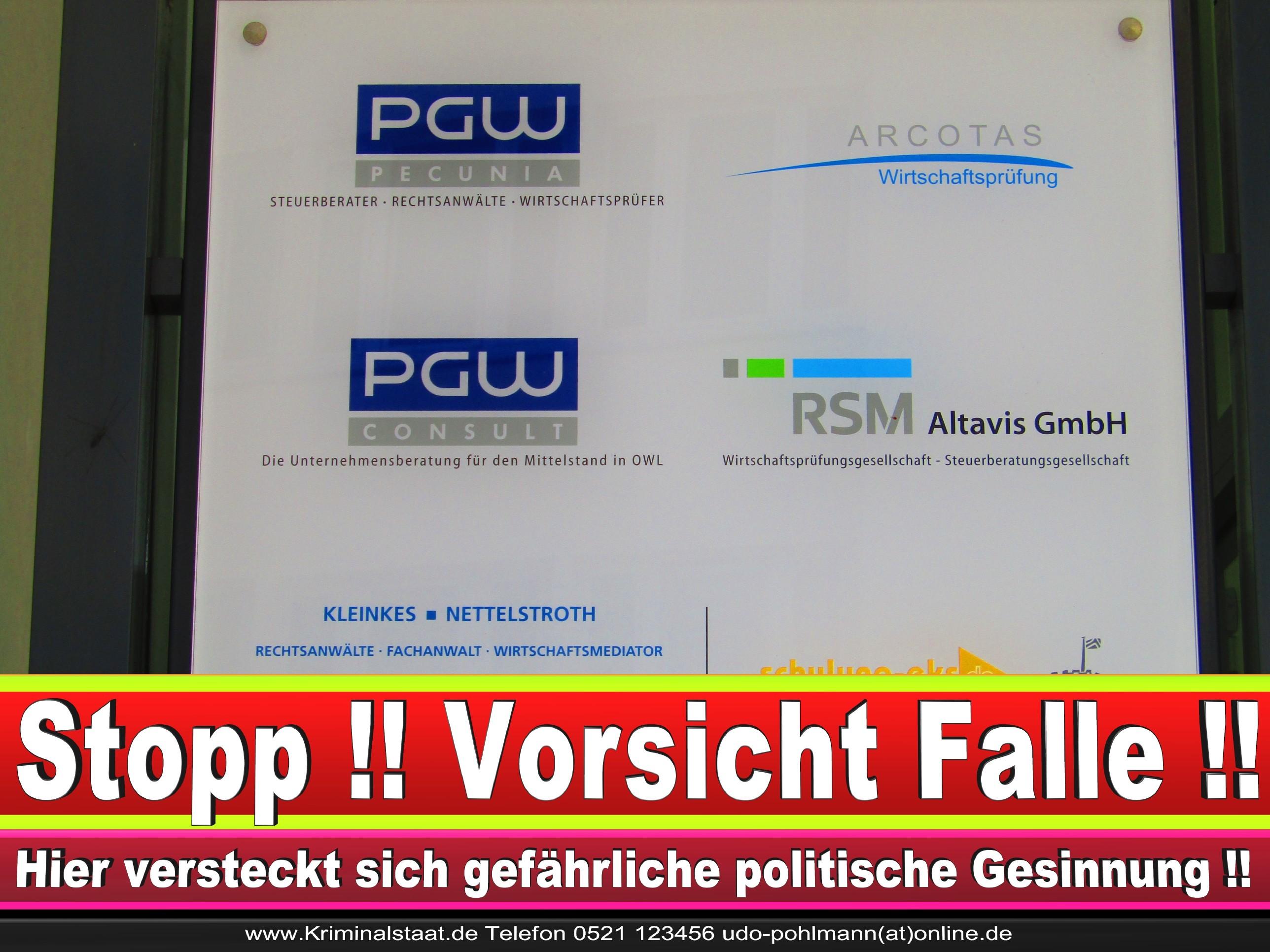 Rechtsanwalt Marcus Kleinkes Adenauer Platz 7 Bielefeld CDU 2