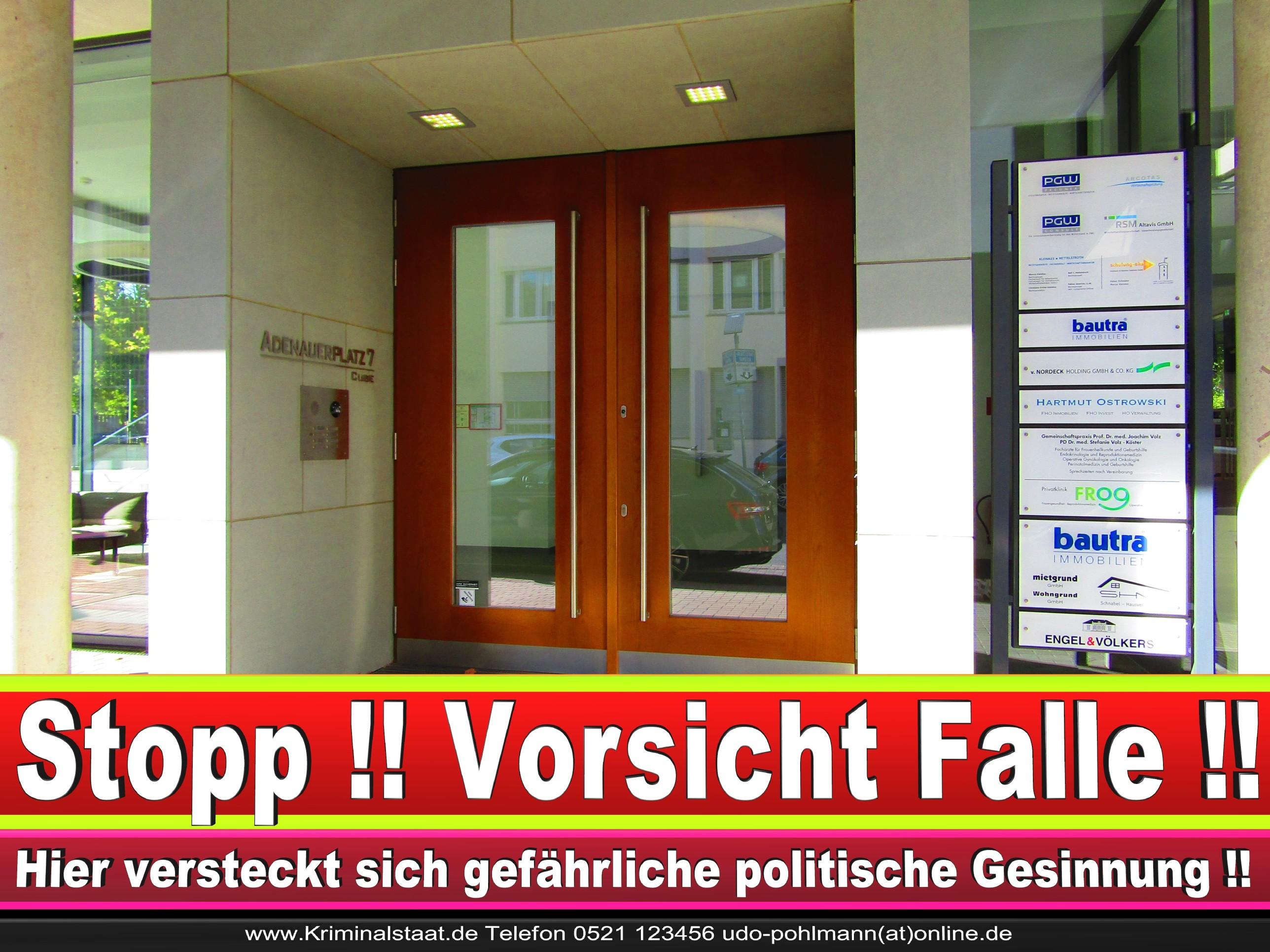 Rechtsanwalt Marcus Kleinkes Adenauer Platz 7 Bielefeld CDU 4