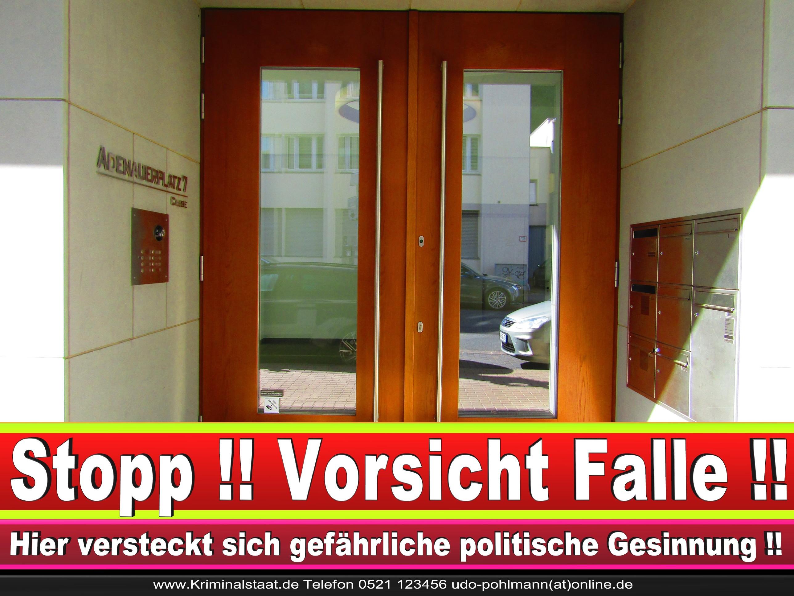 Rechtsanwalt Marcus Kleinkes Adenauer Platz 7 Bielefeld CDU 6
