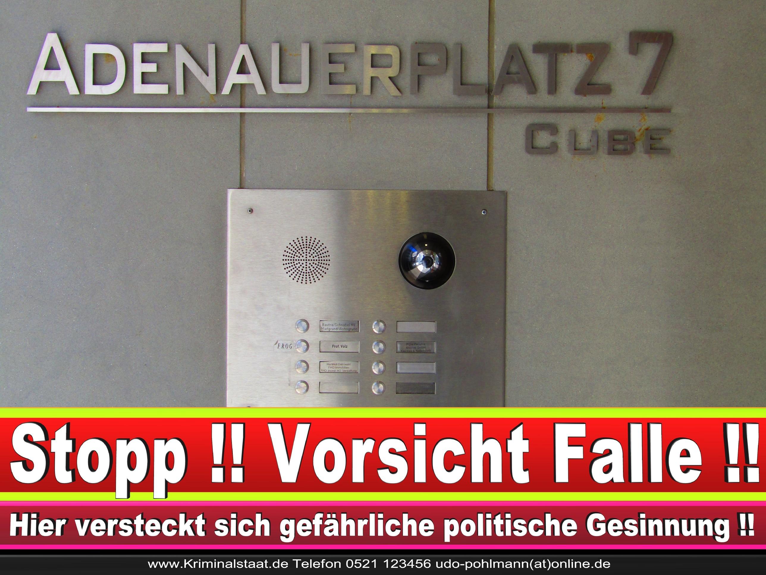 Rechtsanwalt Marcus Kleinkes Adenauer Platz 7 Bielefeld CDU 8