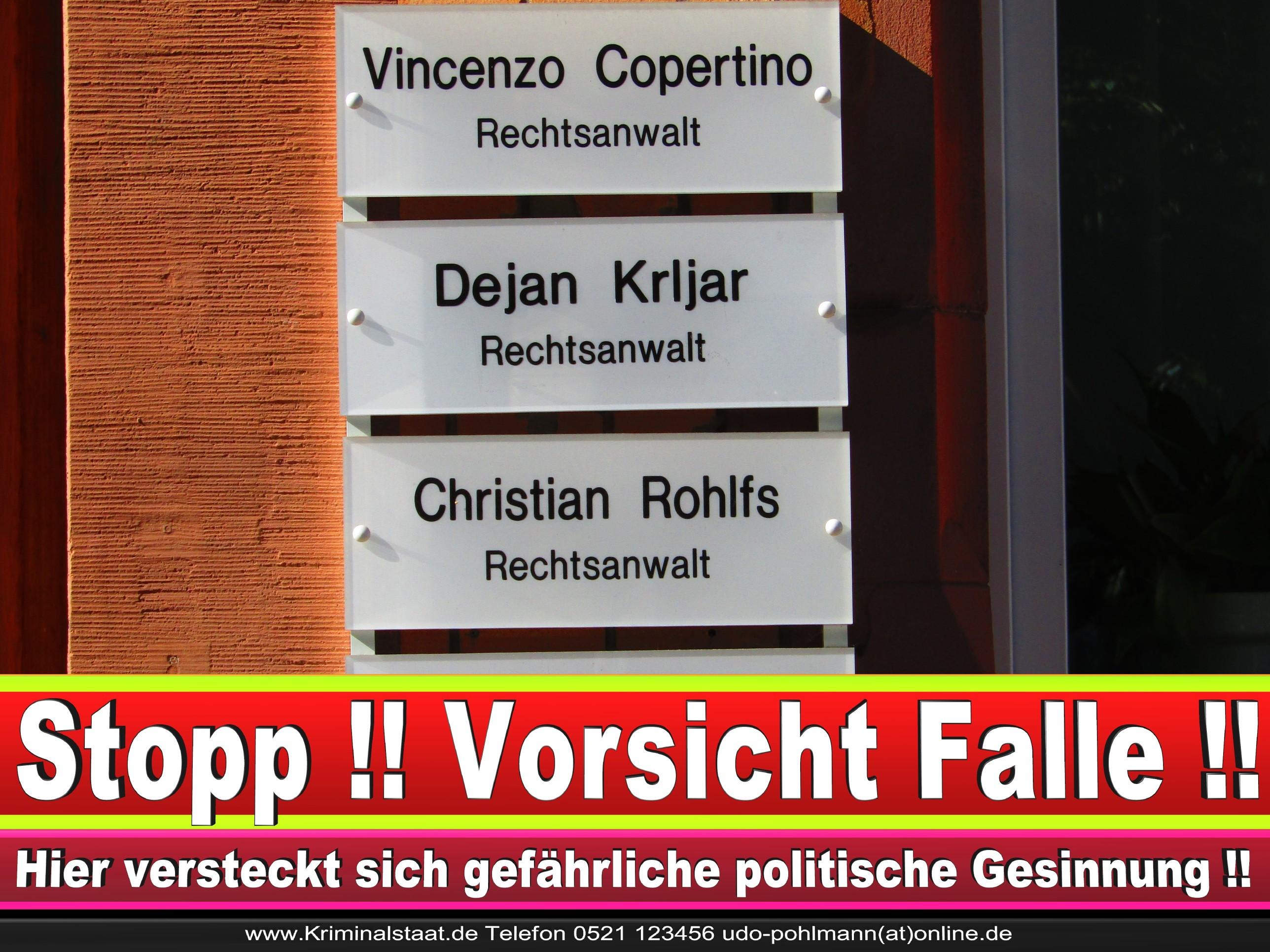 Rechtsanwalt Vincenzo Copertino Siekerwall 7 Bielefeld CDU 3