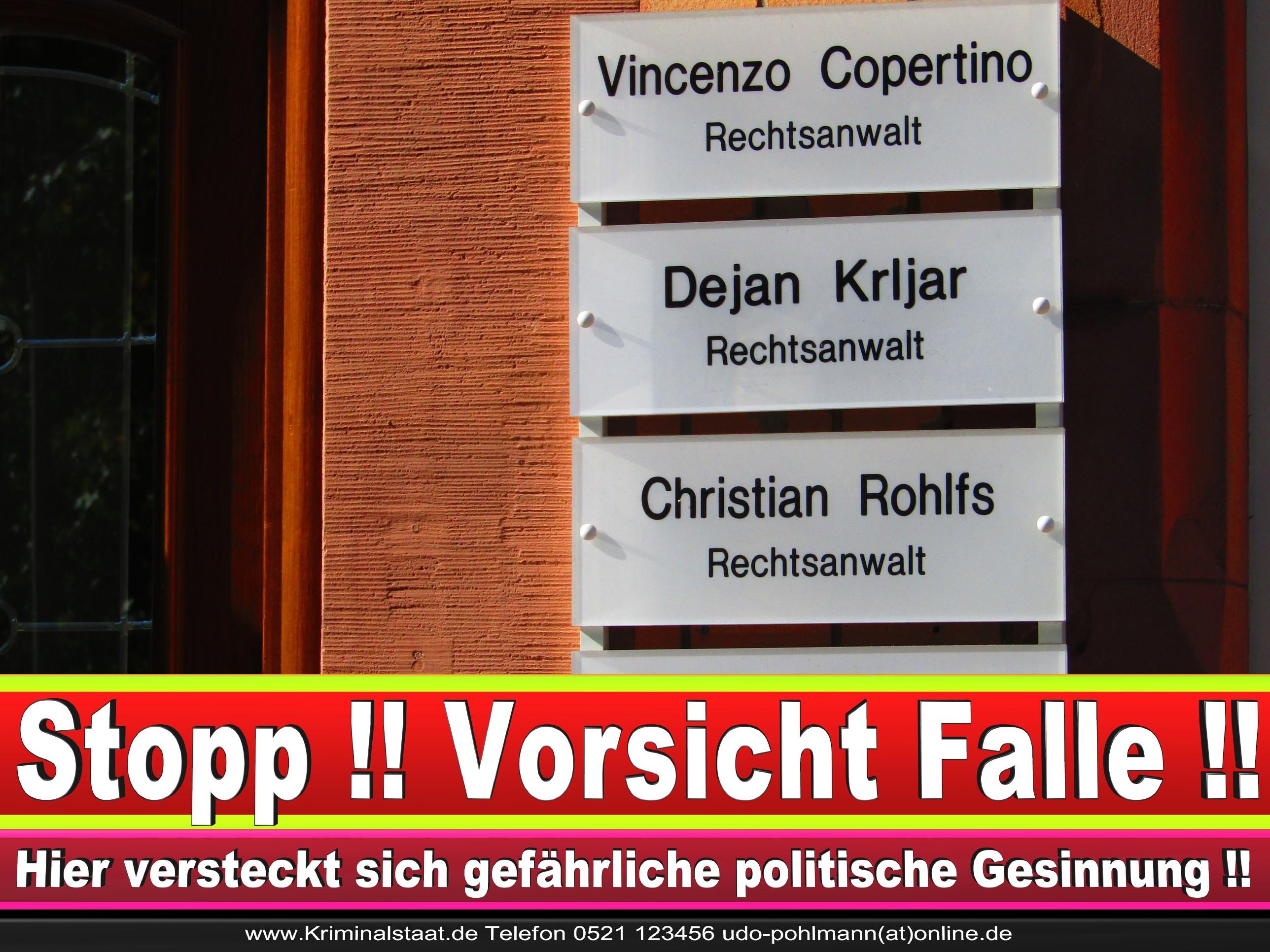 Rechtsanwalt Vincenzo Copertino Siekerwall 7 Bielefeld CDU 5