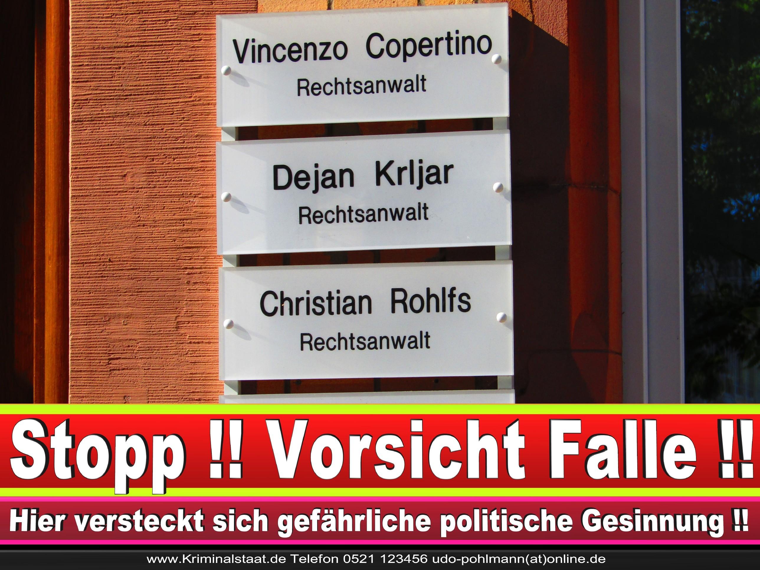 Rechtsanwalt Vincenzo Copertino Siekerwall 7 Bielefeld CDU 6