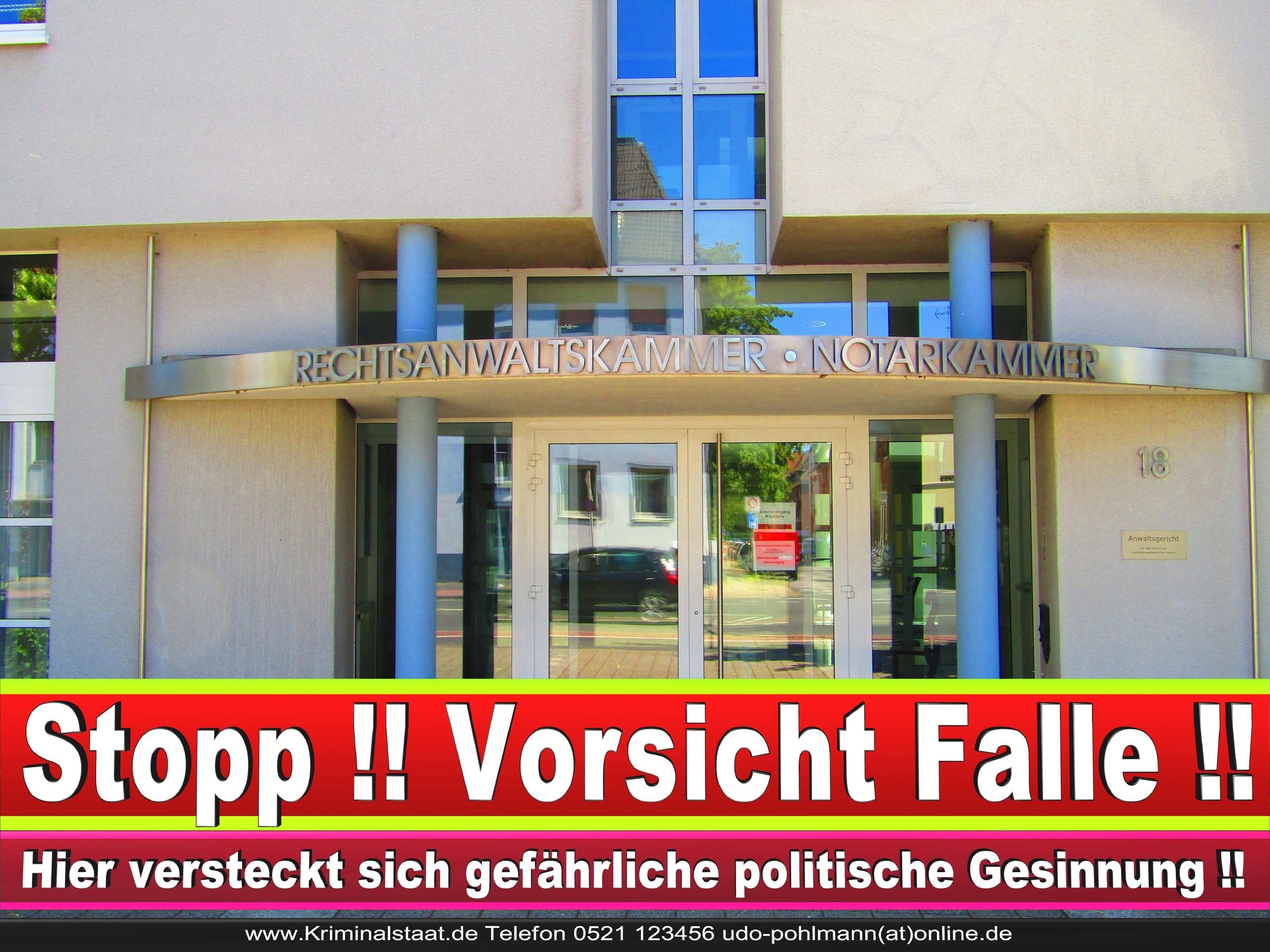 Rechtsanwaltskammer Hamm NRW Justizminister Rechtsanwalt Notar Vermögensverfall Urteil Rechtsprechung CDU SPD FDP Berufsordnung Rechtsanwälte Rechtsprechung (2)