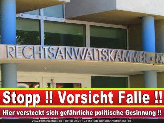 Rechtsanwaltskammer Hamm NRW Justizminister Rechtsanwalt Notar Vermögensverfall Urteil Rechtsprechung CDU SPD FDP Berufsordnung Rechtsanwälte Rechtsprechung (23) 1