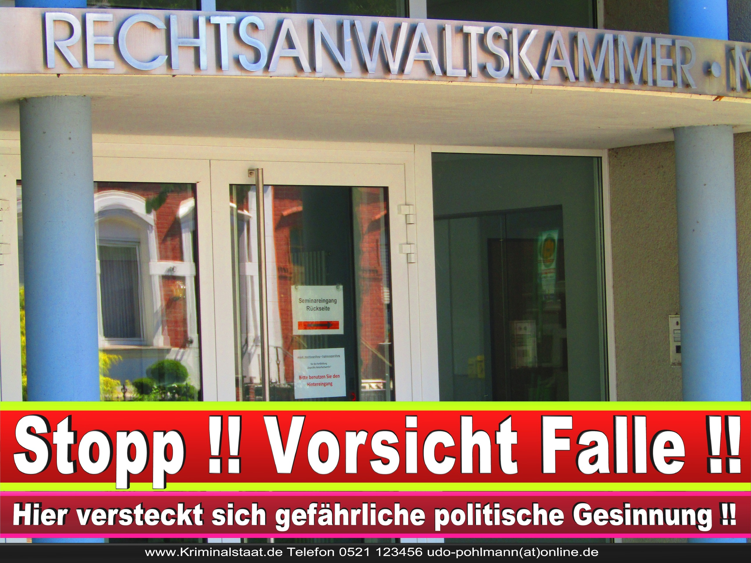 Rechtsanwaltskammer Hamm NRW Justizminister Rechtsanwalt Notar Vermögensverfall Urteil Rechtsprechung CDU SPD FDP Berufsordnung Rechtsanwälte Rechtsprechung (24)