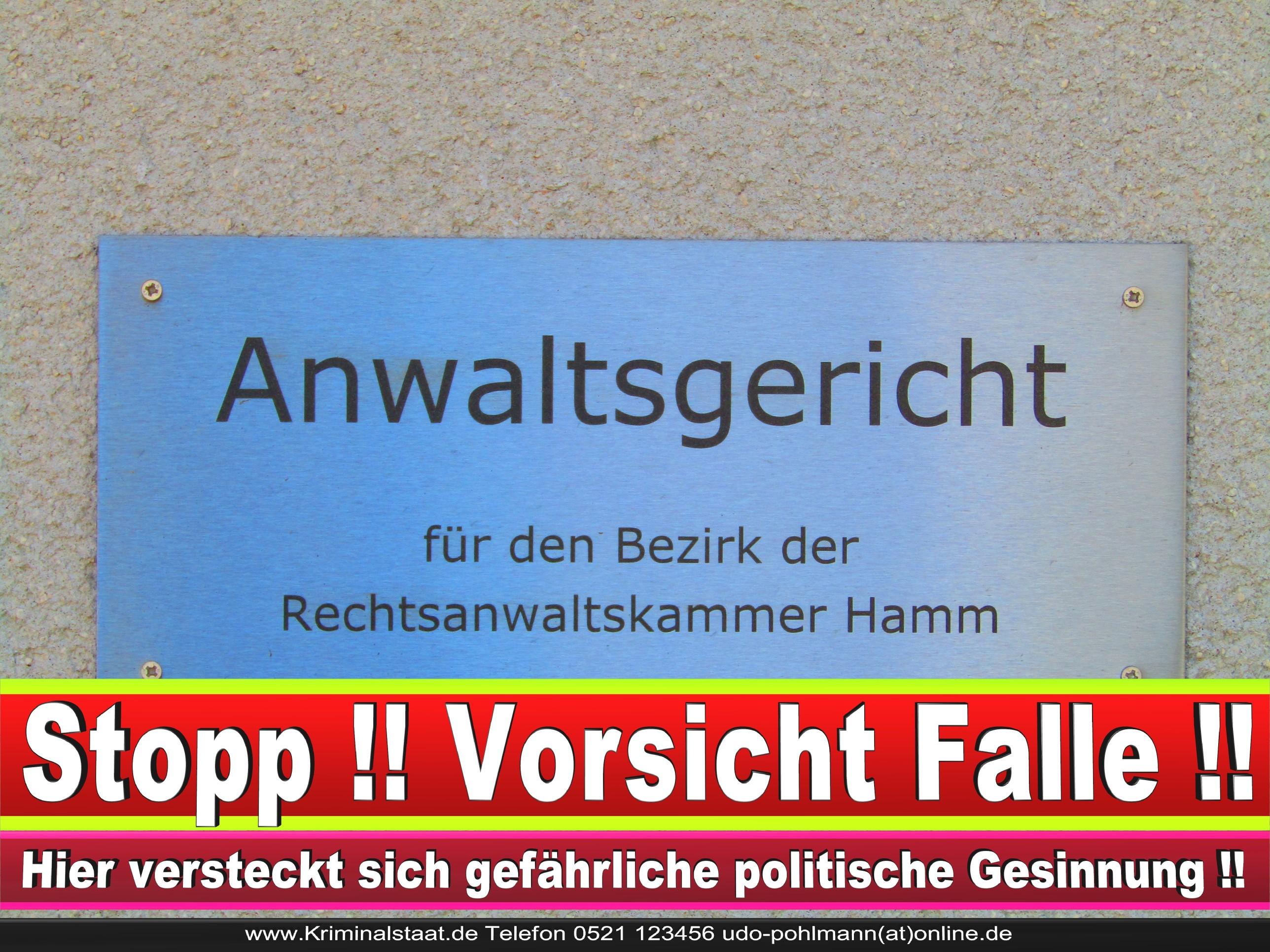 Rechtsanwaltskammer Hamm NRW Justizminister Rechtsanwalt Notar Vermögensverfall Urteil Rechtsprechung CDU SPD FDP Berufsordnung Rechtsanwälte Rechtsprechung (4) 1