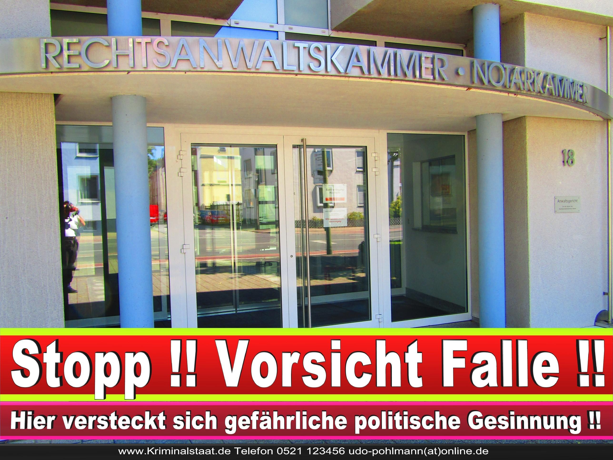 Rechtsanwaltskammer Hamm NRW Justizminister Rechtsanwalt Notar Vermögensverfall Urteil Rechtsprechung CDU SPD FDP Berufsordnung Rechtsanwälte Rechtsprechung (7) 1