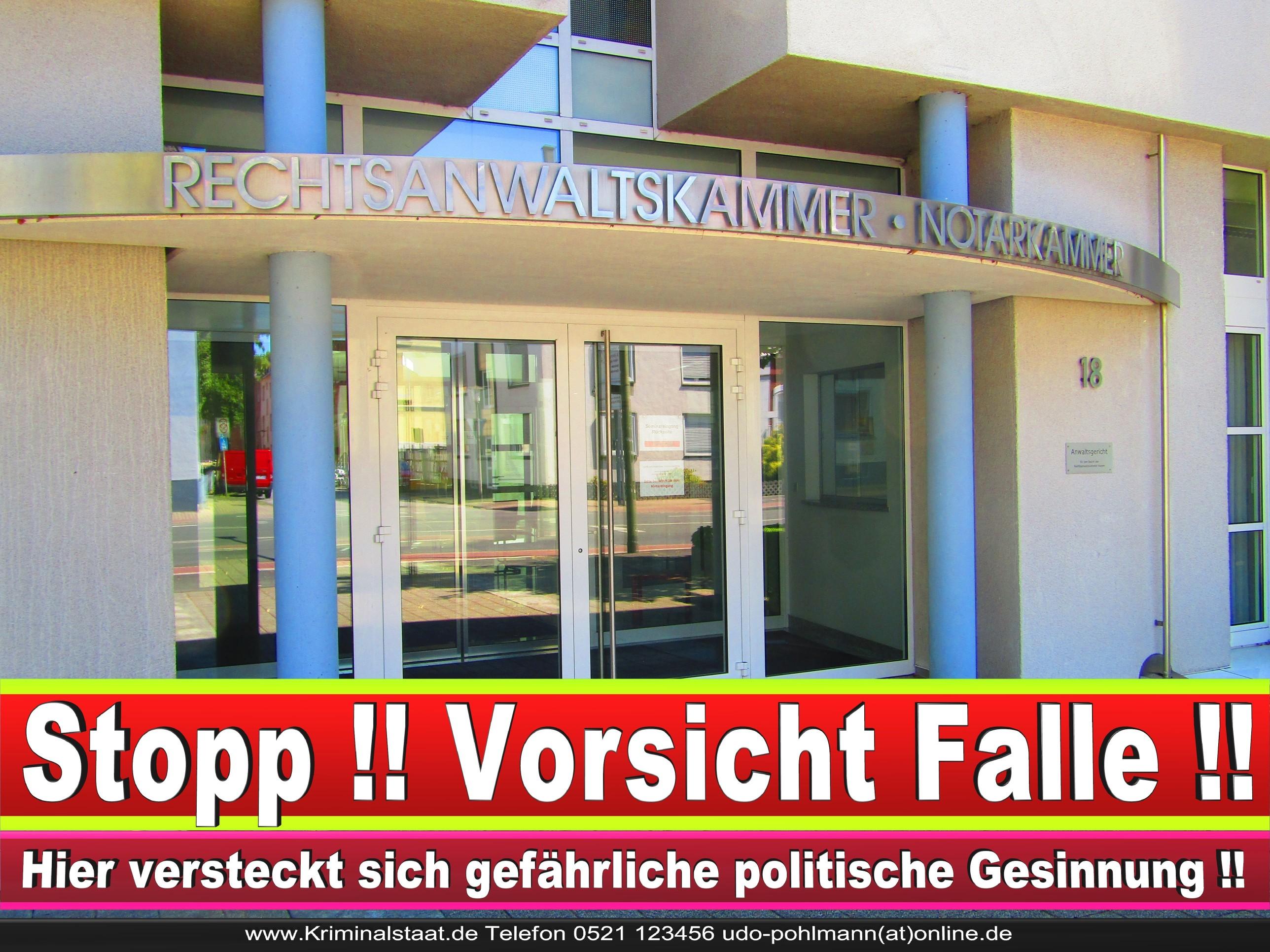 Rechtsanwaltskammer Hamm NRW Justizminister Rechtsanwalt Notar Vermögensverfall Urteil Rechtsprechung CDU SPD FDP Berufsordnung Rechtsanwälte Rechtsprechung (8) 1