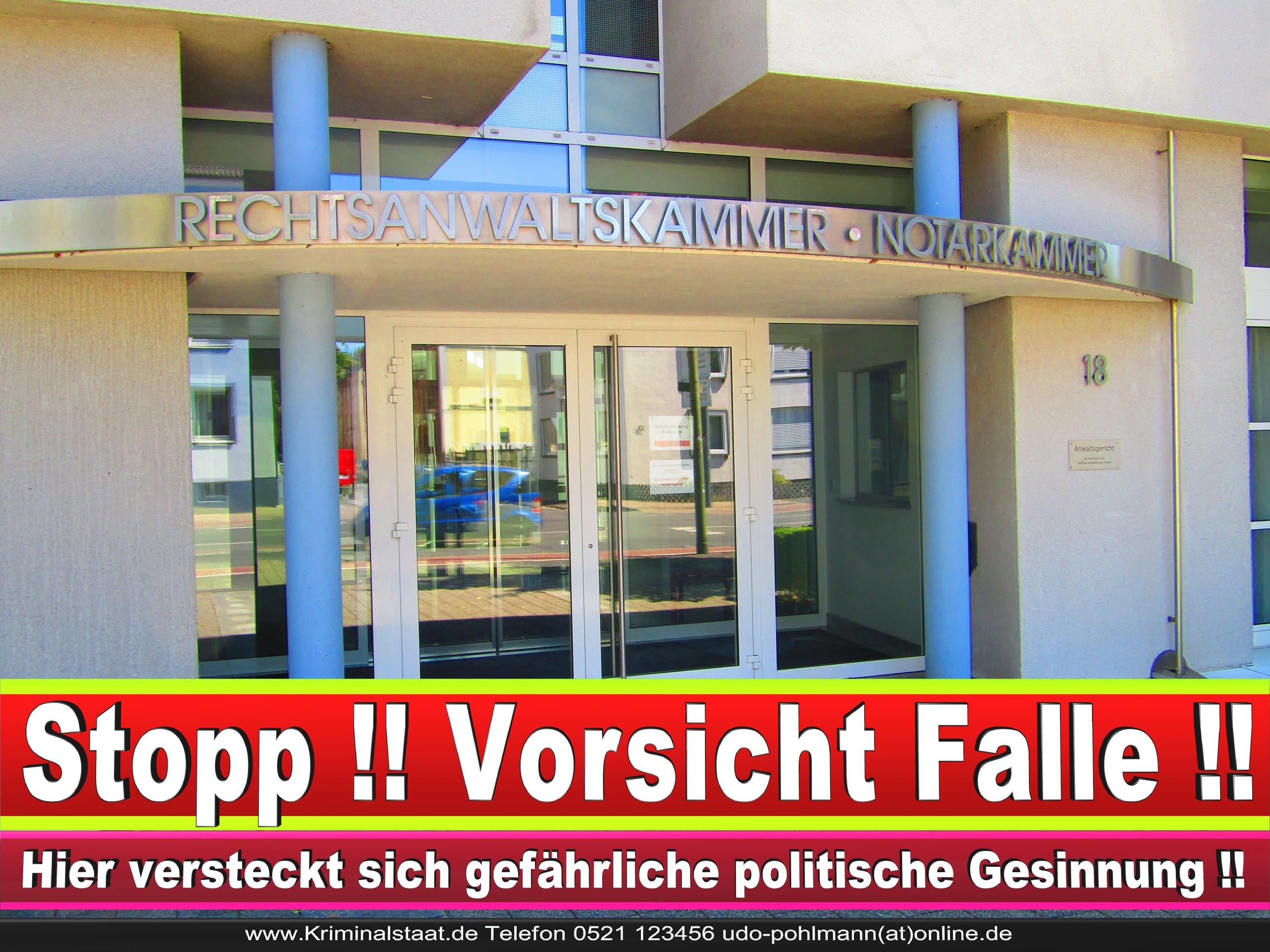 Rechtsanwaltskammer Hamm NRW Justizminister Rechtsanwalt Notar Vermögensverfall Urteil Rechtsprechung CDU SPD FDP Berufsordnung Rechtsanwälte Rechtsprechung (9) 1