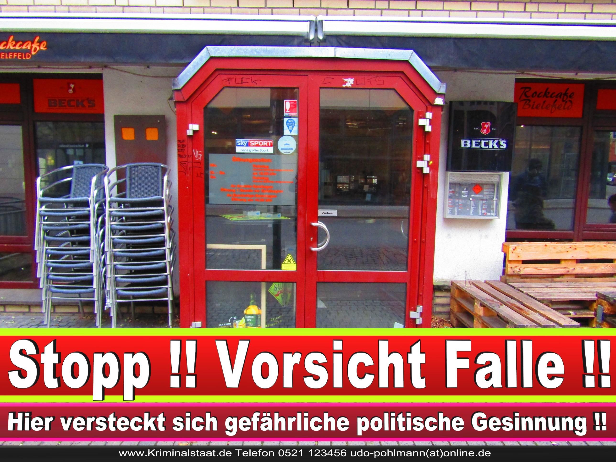 Rockcafe Bielefeld Neustädter Str 25 33602 CDU Bielefeld NRW 3