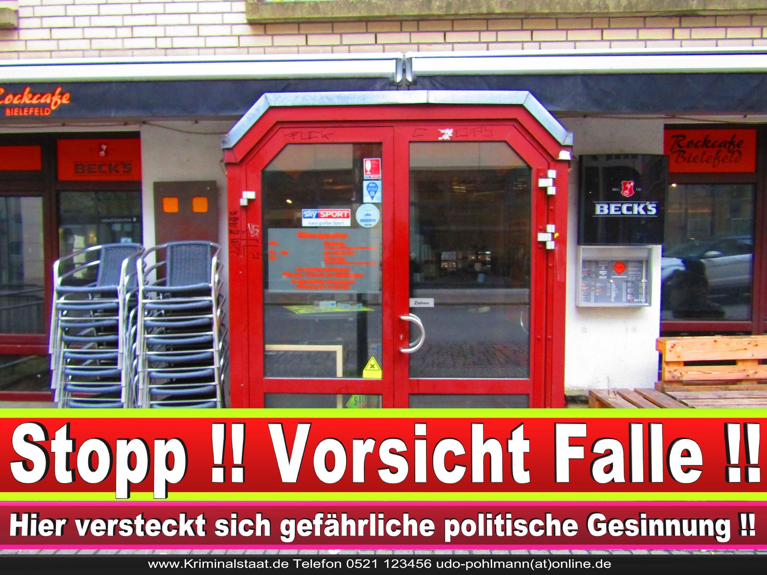 Rockcafe Bielefeld Neustädter Str 25 33602 CDU Bielefeld NRW 5
