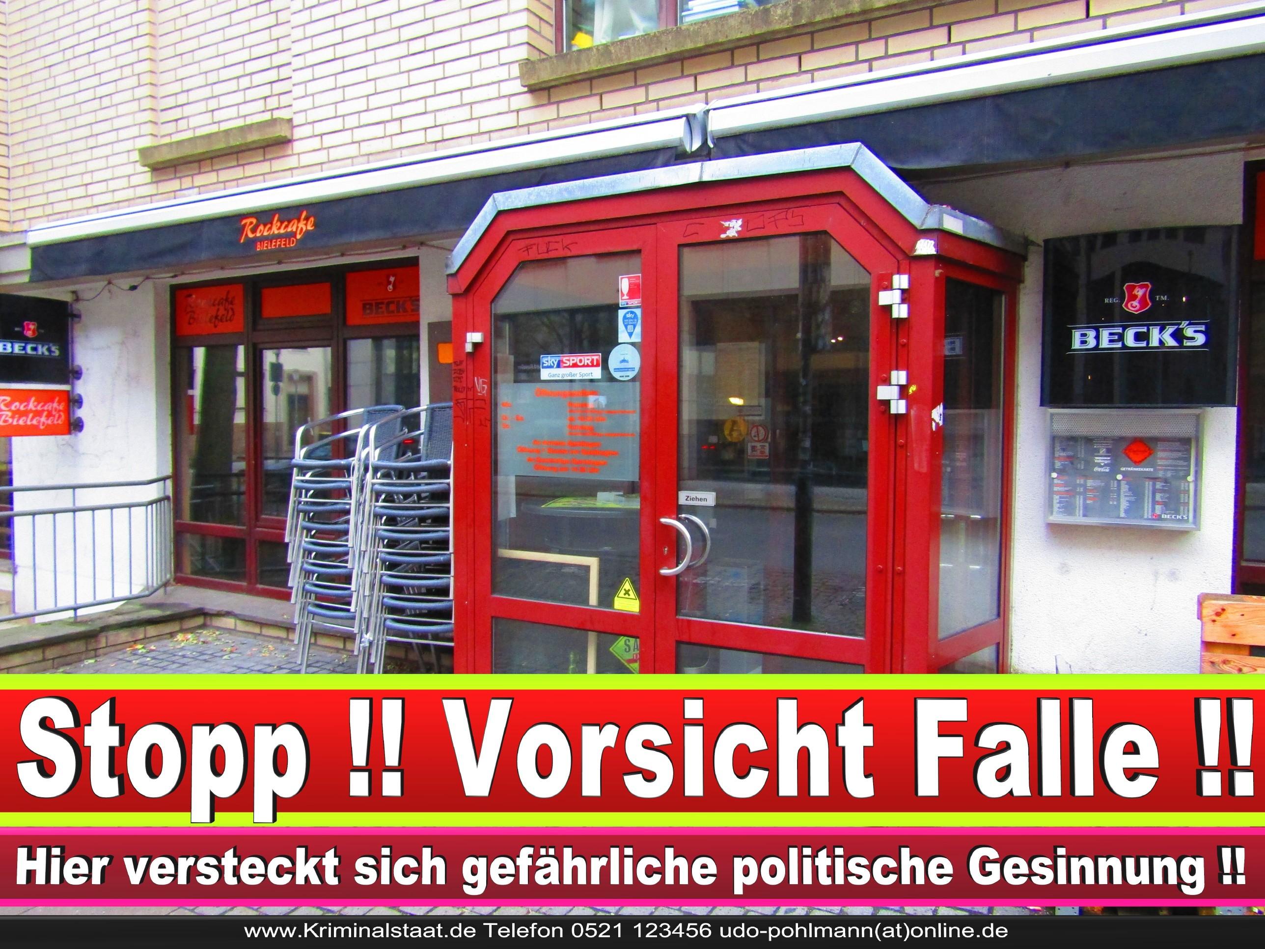 Rockcafe Bielefeld Neustädter Str 25 33602 CDU Bielefeld NRW 8
