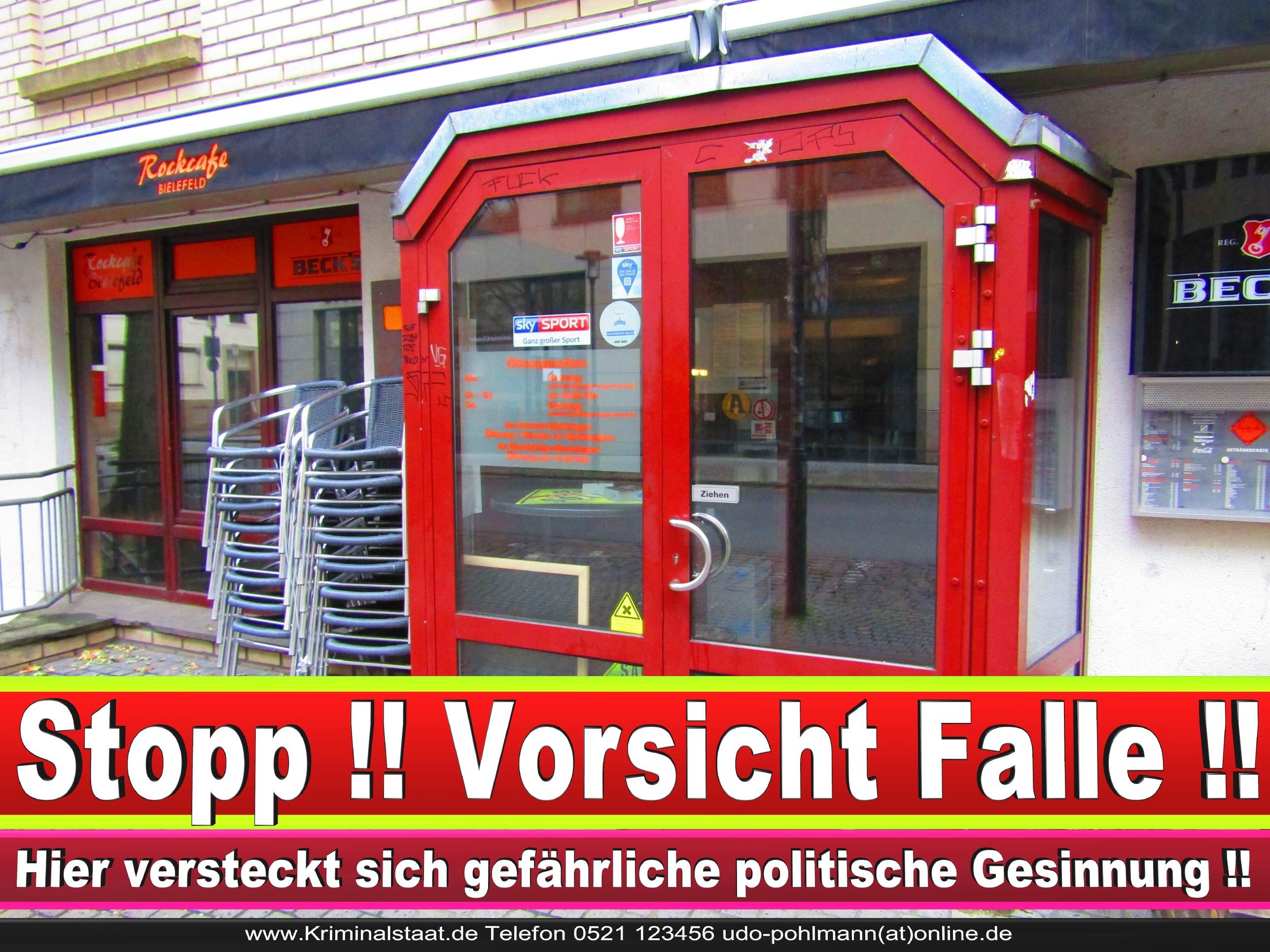Rockcafe Bielefeld Neustädter Str 25 33602 CDU Bielefeld NRW 9