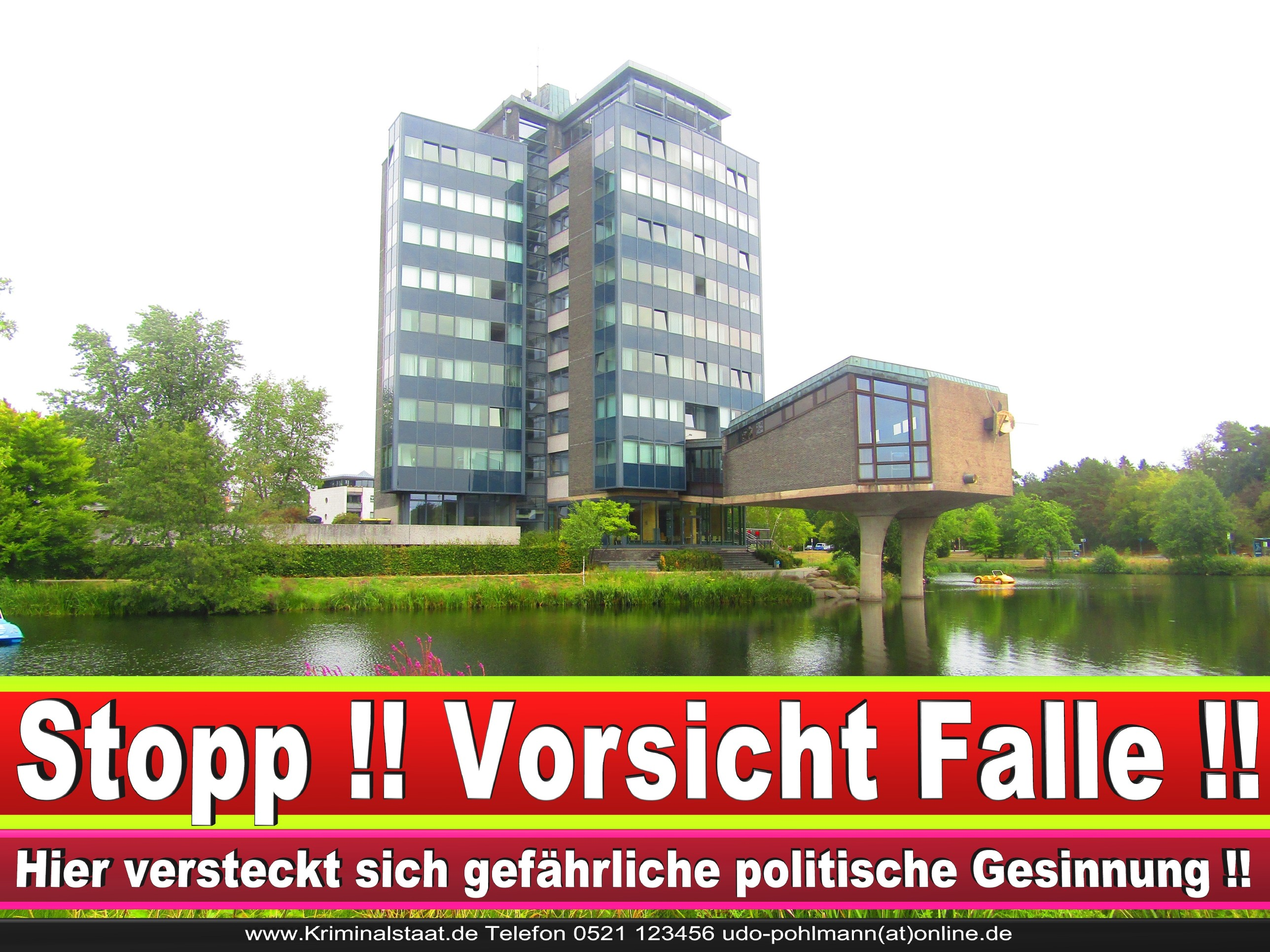 SENNESTADTVEREIN CDU BIELEFELD 6 LANDTAGSWAHL BUNDESTAGSWAHL BÜRGERMEISTERWAHL