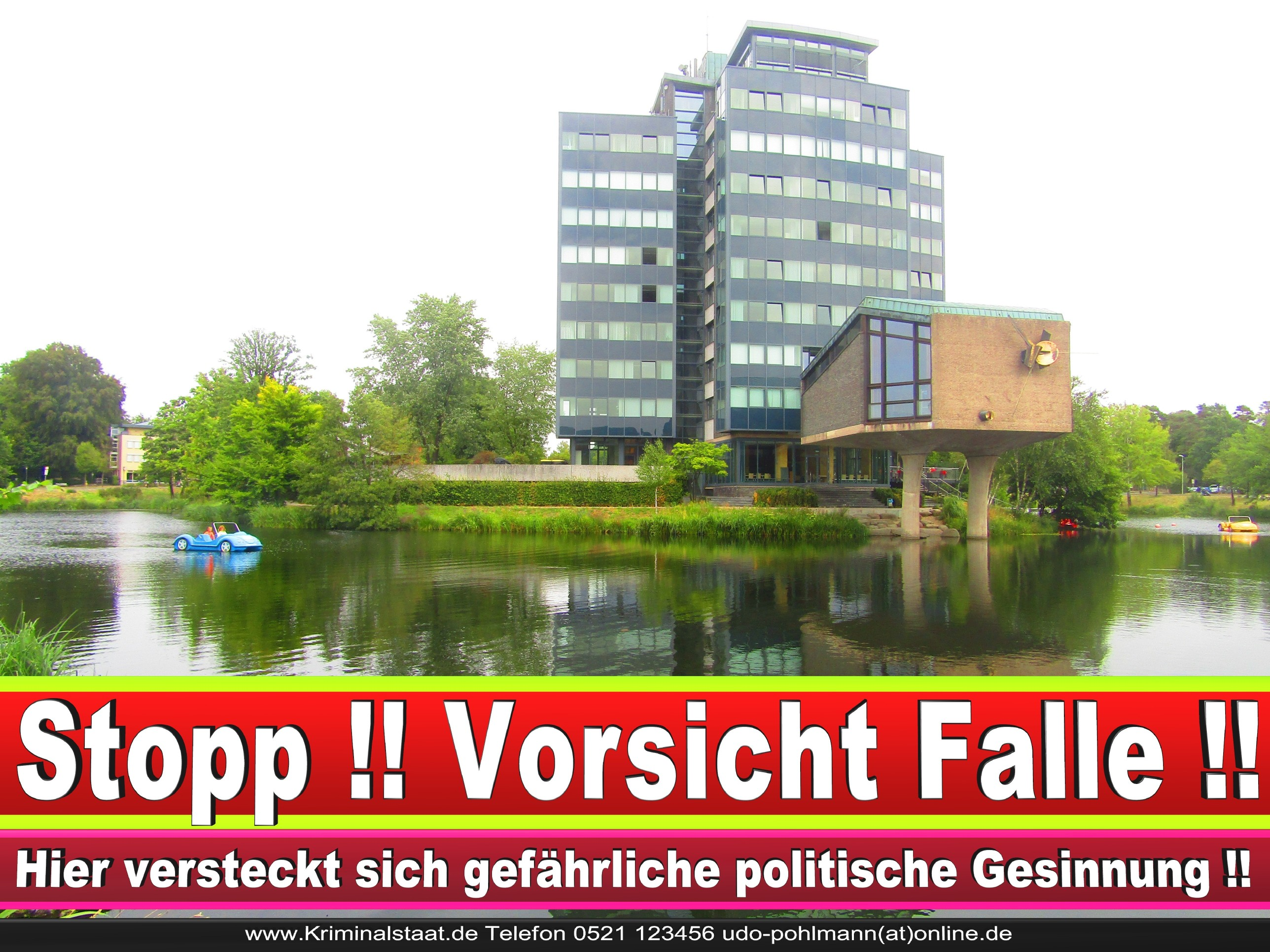 SENNESTADTVEREIN CDU BIELEFELD 7 LANDTAGSWAHL BUNDESTAGSWAHL BÜRGERMEISTERWAHL