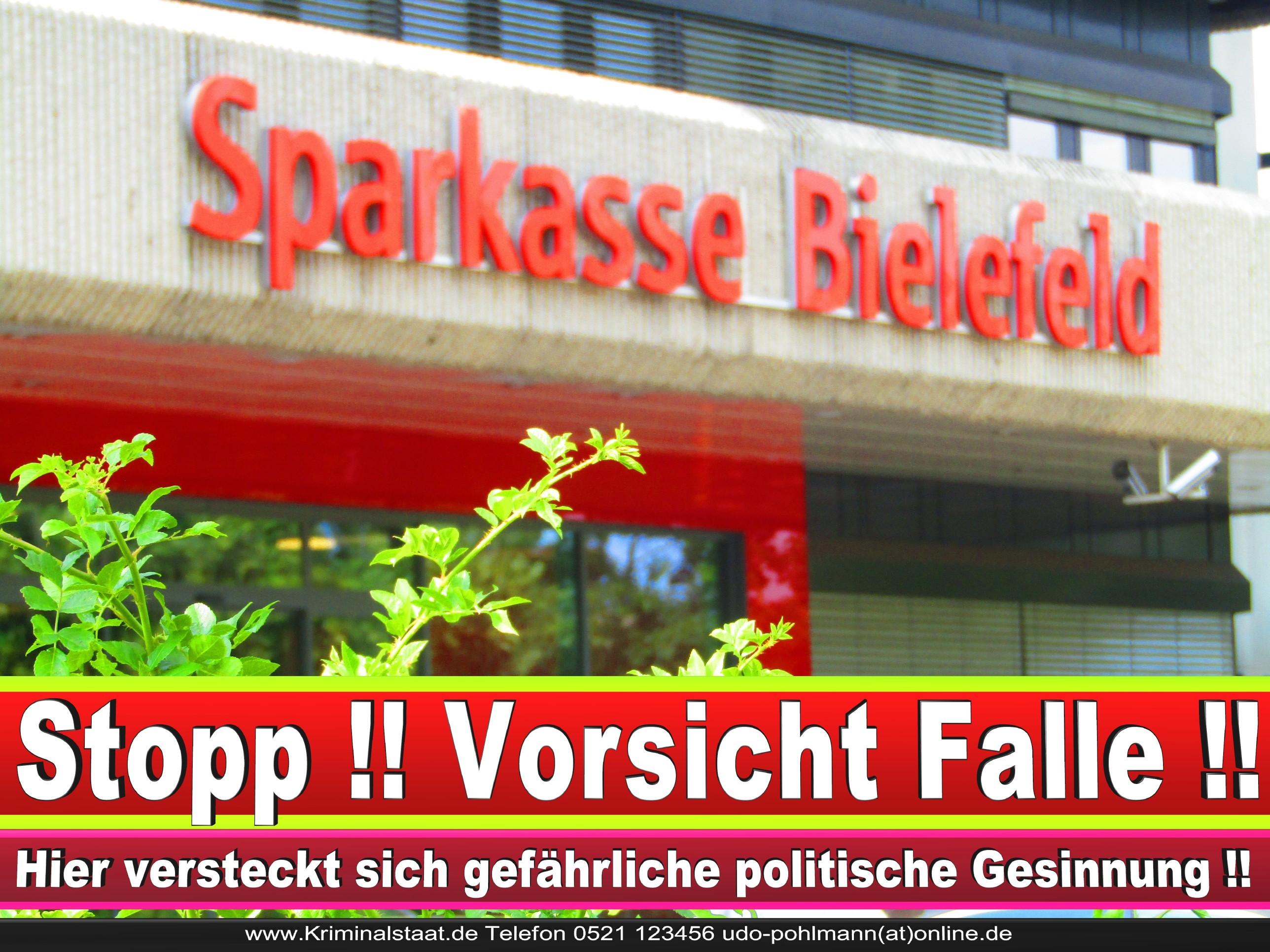 SPARKASSE BIELEFELD ANDREAS RÜTHER CDU BIELEFELD 4 LANDTAGSWAHL BUNDESTAGSWAHL BÜRGERMEISTERWAHL