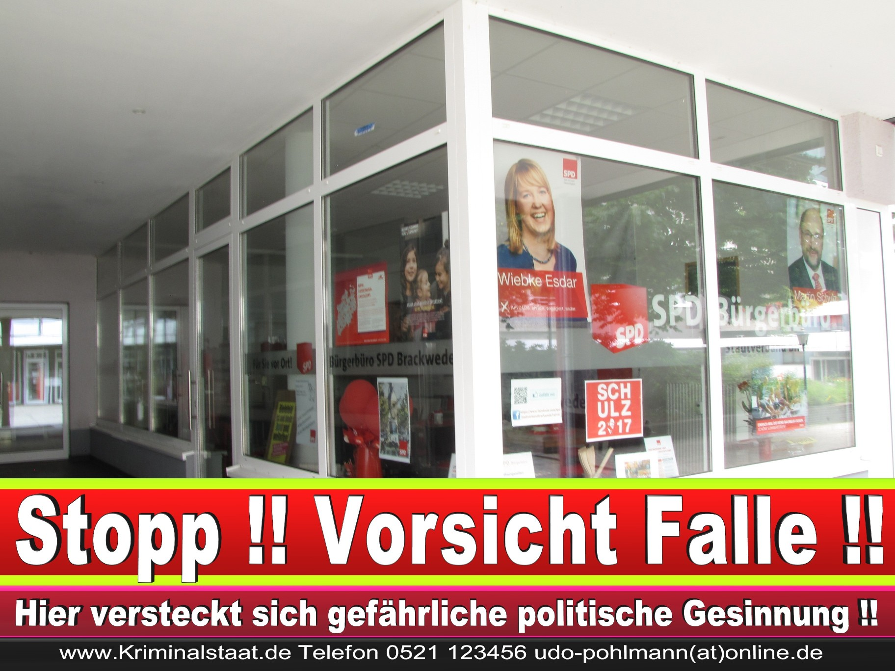 SPD Bielefeld Geschäftsstelle NRW OWL Fraktion Büro Ortsbezirk 14