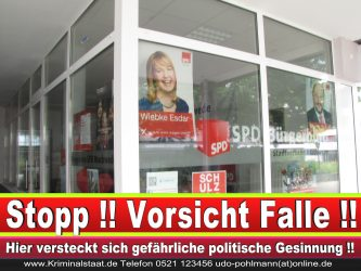 SPD Bielefeld Geschäftsstelle NRW OWL Fraktion Büro Ortsbezirk 21