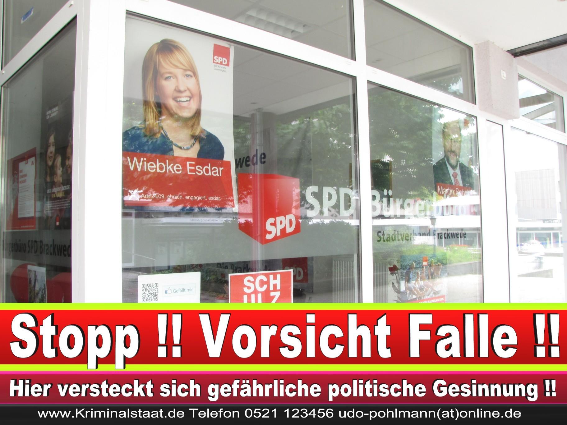 SPD Bielefeld Geschäftsstelle NRW OWL Fraktion Büro Ortsbezirk 22