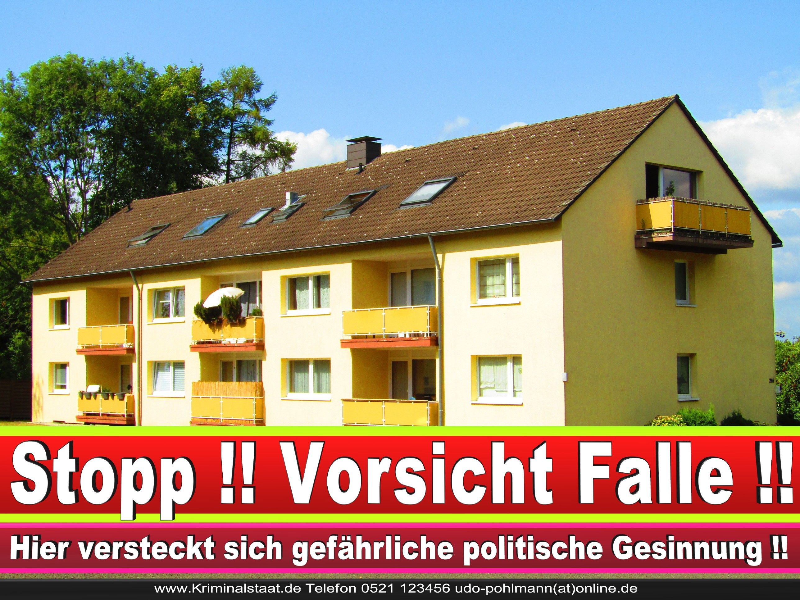 WILLI BLUMENSAAT CDU BIELEFELD 3 LANDTAGSWAHL BUNDESTAGSWAHL BÜRGERMEISTERWAHL