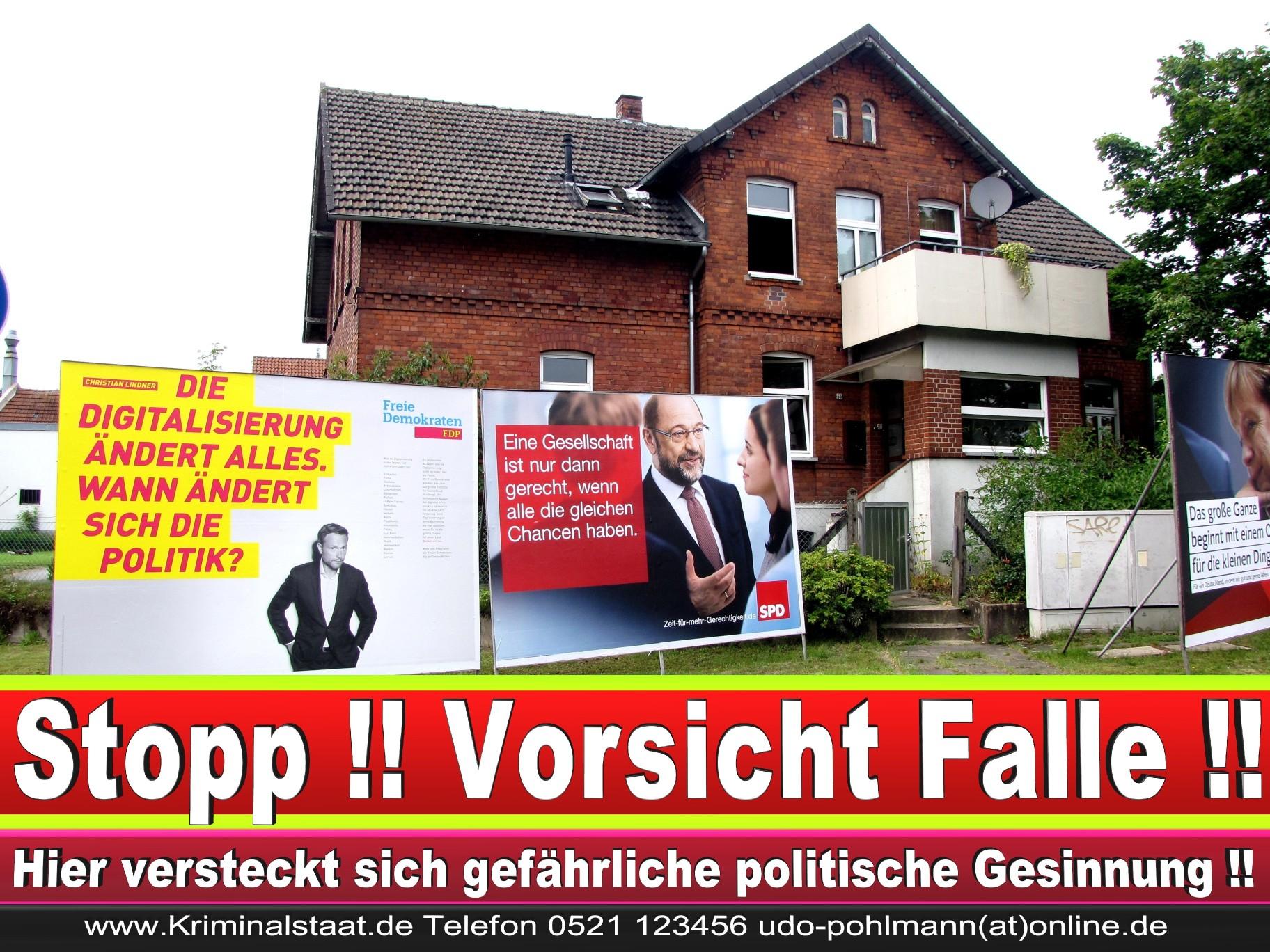 Wahlwerbung Wahlplakate Landtagswahl 2019 Europawahl CDU SPD FDP 2021 (102)