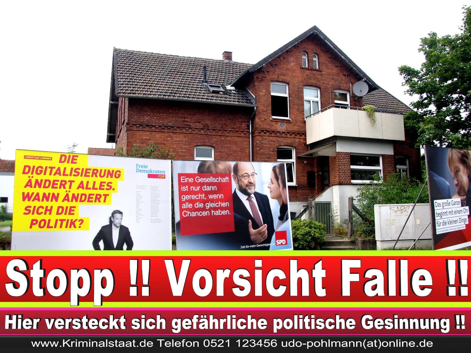 Wahlwerbung Wahlplakate Landtagswahl 2019 Europawahl CDU SPD FDP 2021 (103)