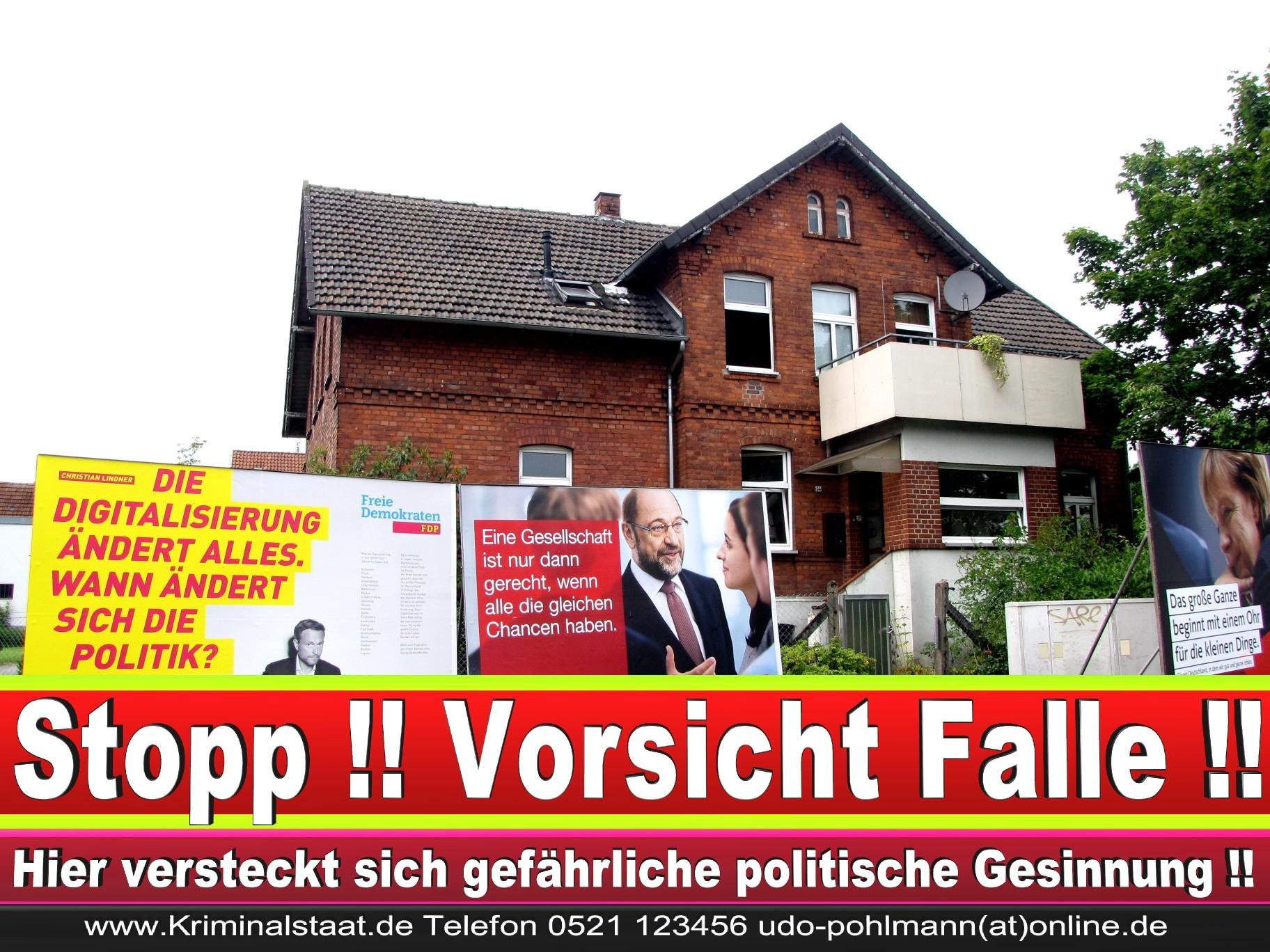 Wahlwerbung Wahlplakate Landtagswahl 2019 Europawahl CDU SPD FDP 2021 (104)