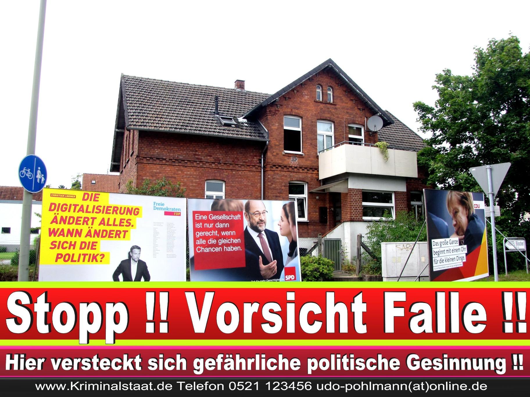 Wahlwerbung Wahlplakate Landtagswahl 2019 Europawahl CDU SPD FDP 2021 (106)