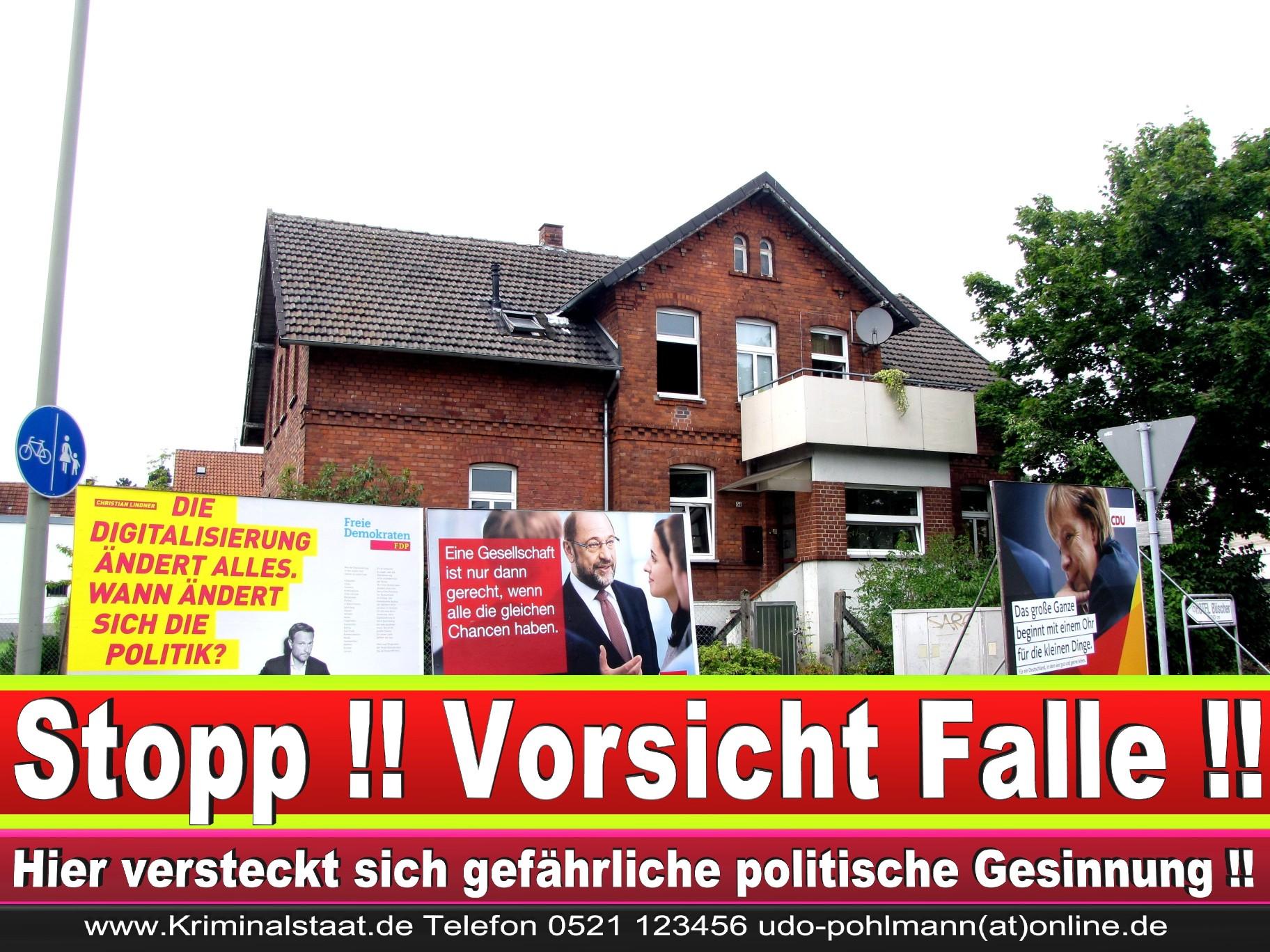 Wahlwerbung Wahlplakate Landtagswahl 2019 Europawahl CDU SPD FDP 2021 (107)