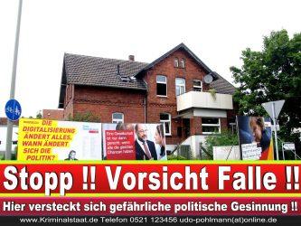 Wahlwerbung Wahlplakate Landtagswahl 2019 Europawahl CDU SPD FDP 2021 (108)