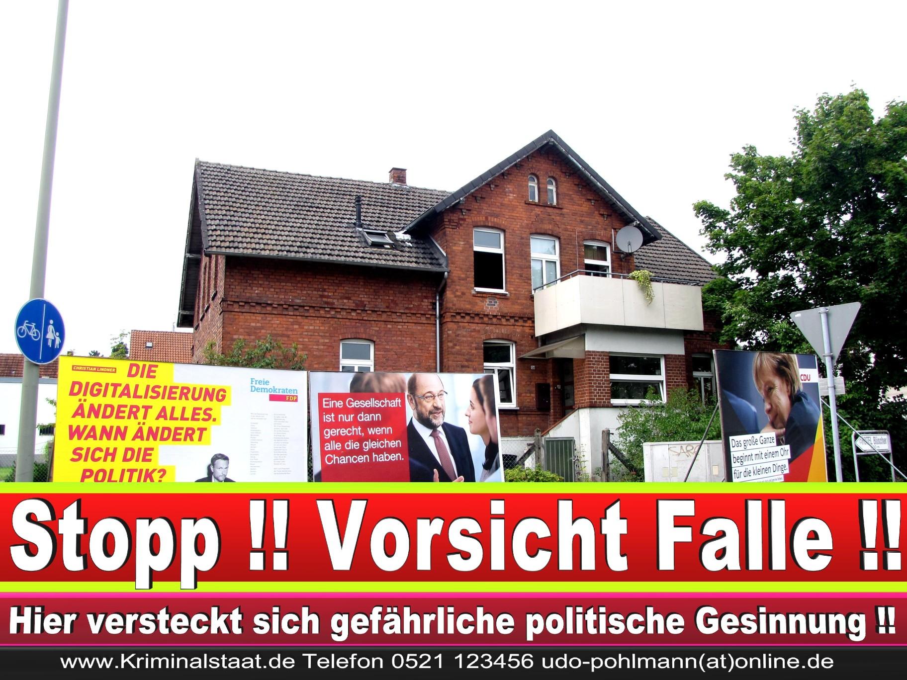 Wahlwerbung Wahlplakate Landtagswahl 2019 Europawahl CDU SPD FDP 2021 (109)