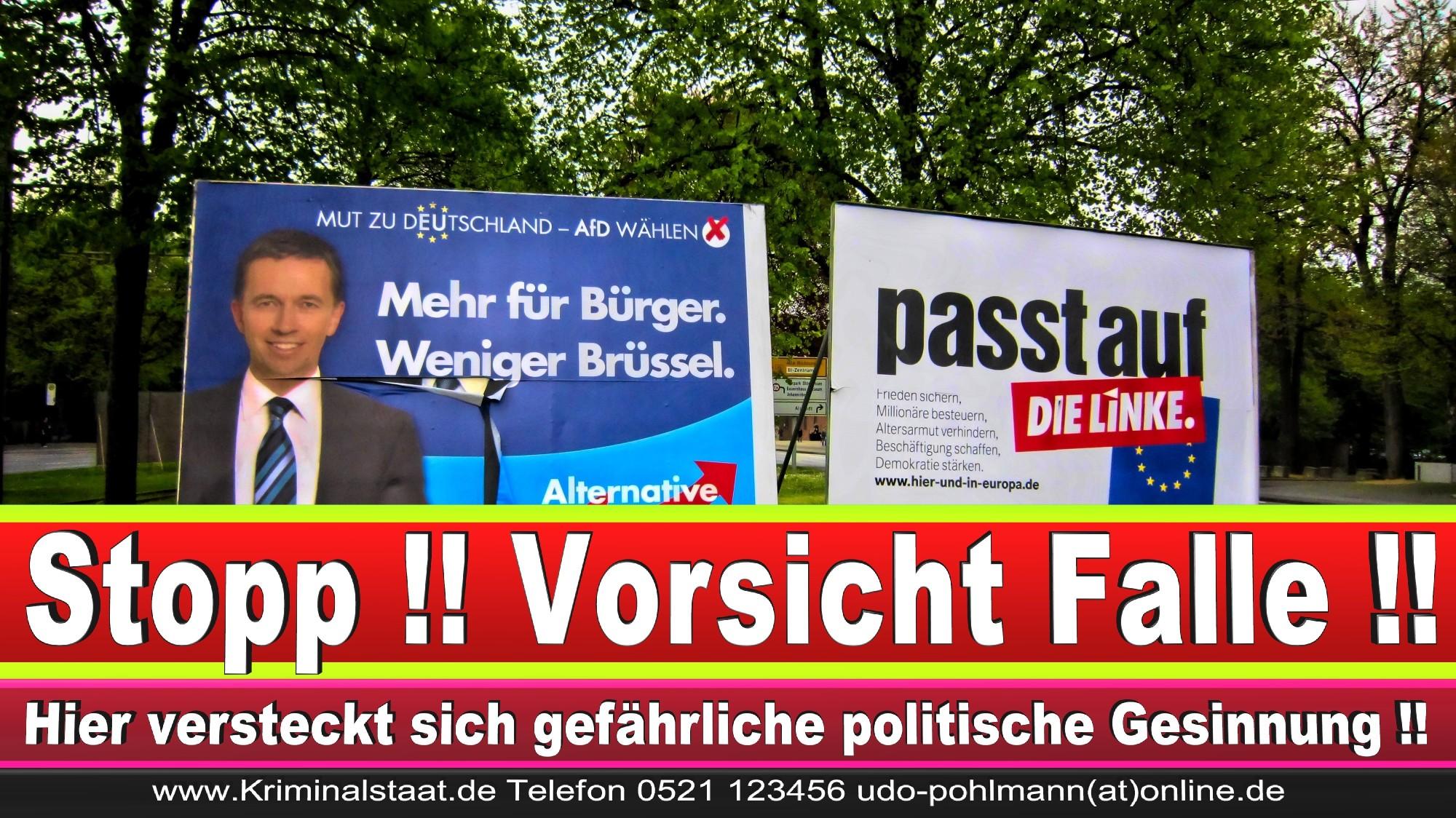 Wahlwerbung Wahlplakate Landtagswahl 2019 Europawahl CDU SPD FDP 2021 (112)