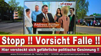 Wahlwerbung Wahlplakate Landtagswahl 2019 Europawahl CDU SPD FDP 2021 (115)