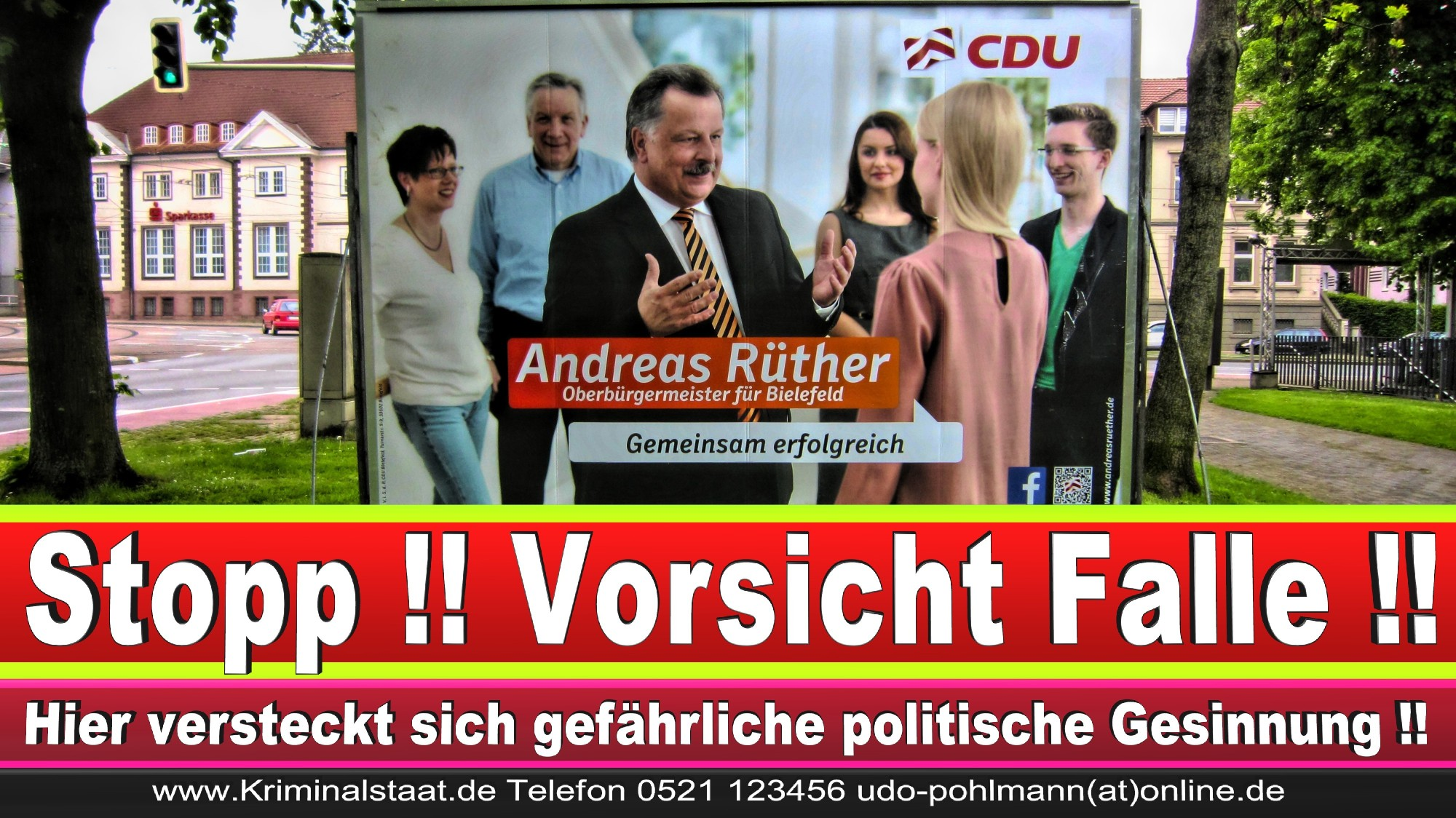 Wahlwerbung Wahlplakate Landtagswahl 2019 Europawahl CDU SPD FDP 2021 (118)