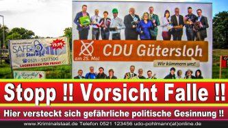 Wahlwerbung Wahlplakate Landtagswahl 2019 Europawahl CDU SPD FDP 2021 (123)
