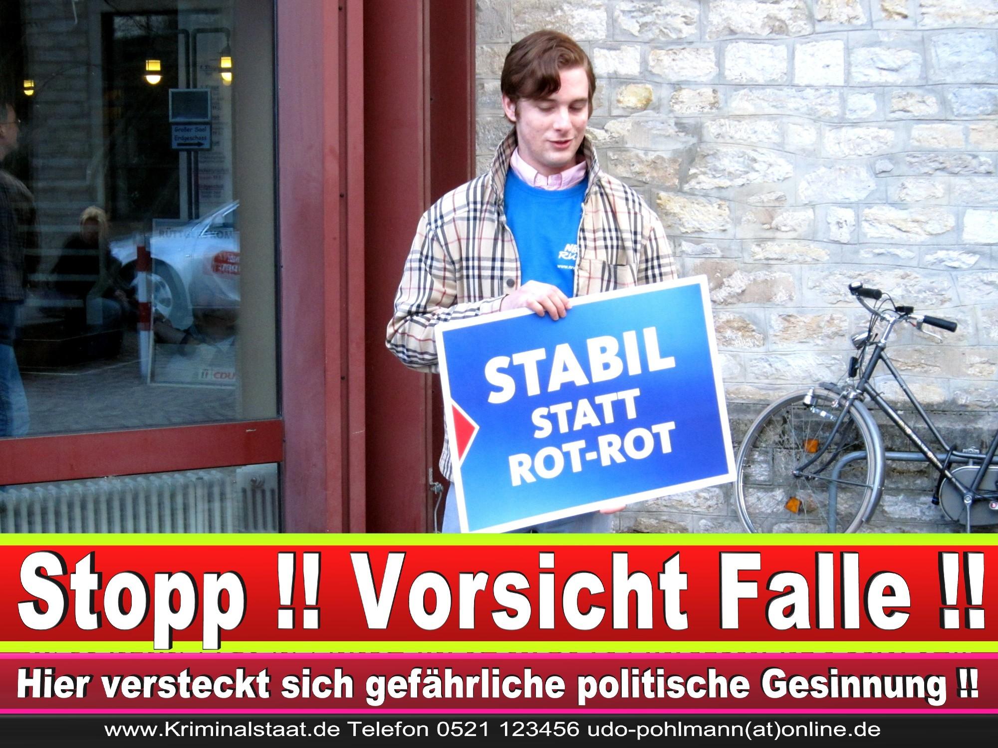 Wahlwerbung Wahlplakate Landtagswahl 2019 Europawahl CDU SPD FDP 2021 (23)