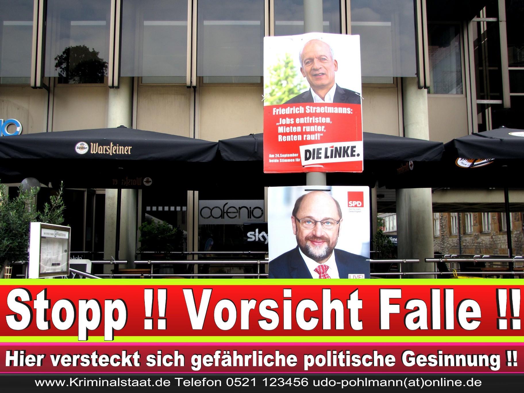 Wahlwerbung Wahlplakate Landtagswahl 2019 Europawahl CDU SPD FDP 2021 (27)