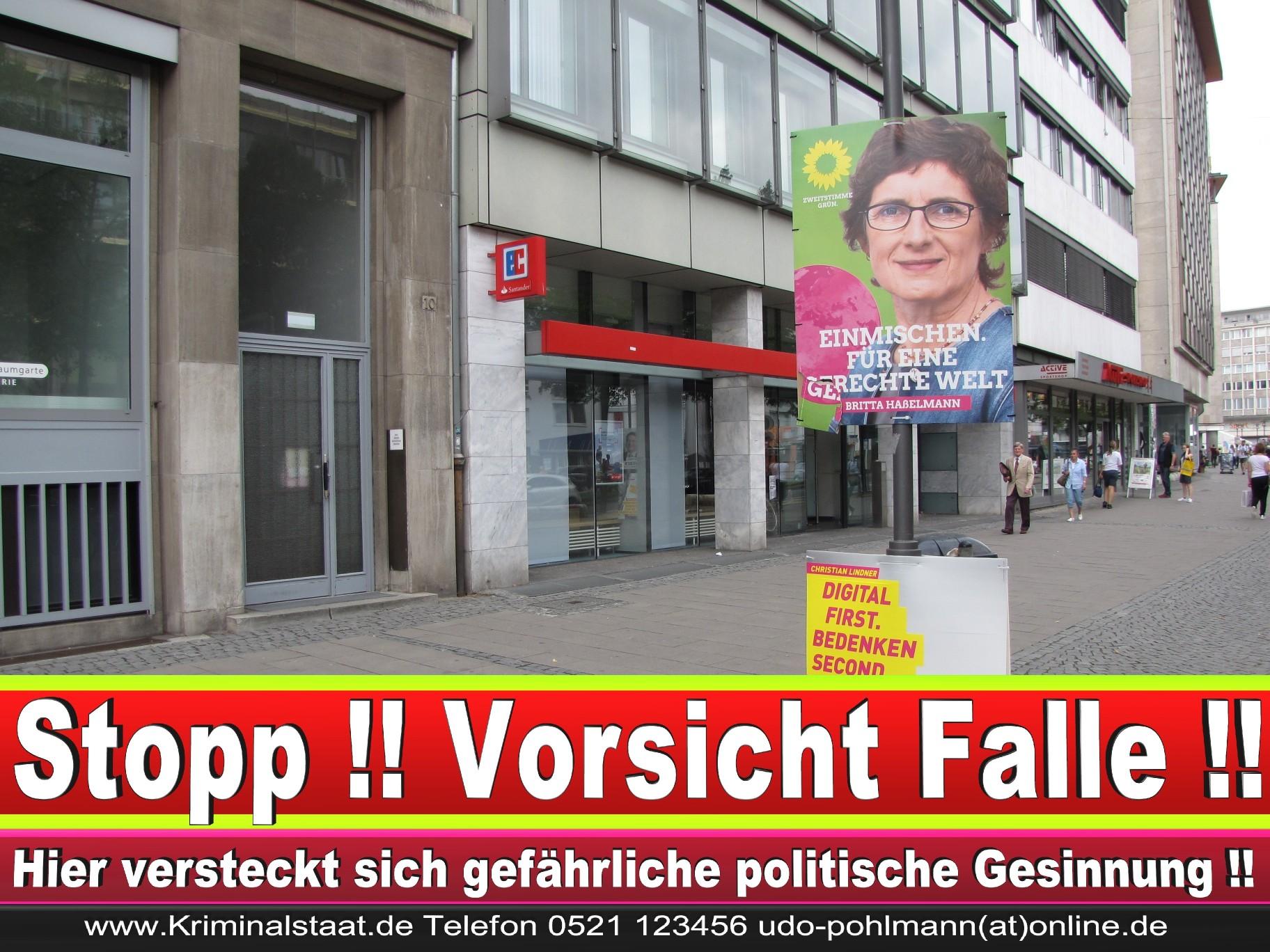 Wahlwerbung Wahlplakate Landtagswahl 2019 Europawahl CDU SPD FDP 2021 (28)