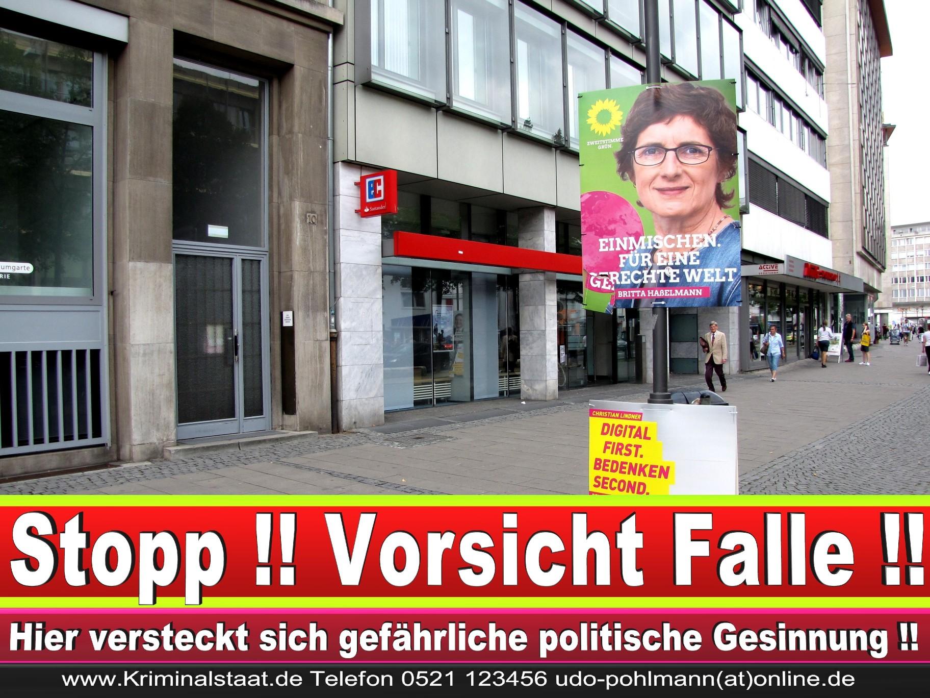 Wahlwerbung Wahlplakate Landtagswahl 2019 Europawahl CDU SPD FDP 2021 (31)