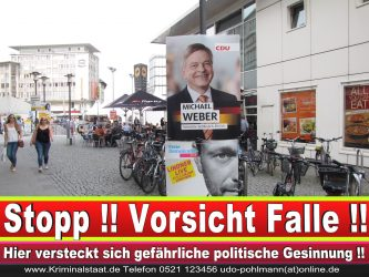 Wahlwerbung Wahlplakate Landtagswahl 2019 Europawahl CDU SPD FDP 2021 (40)